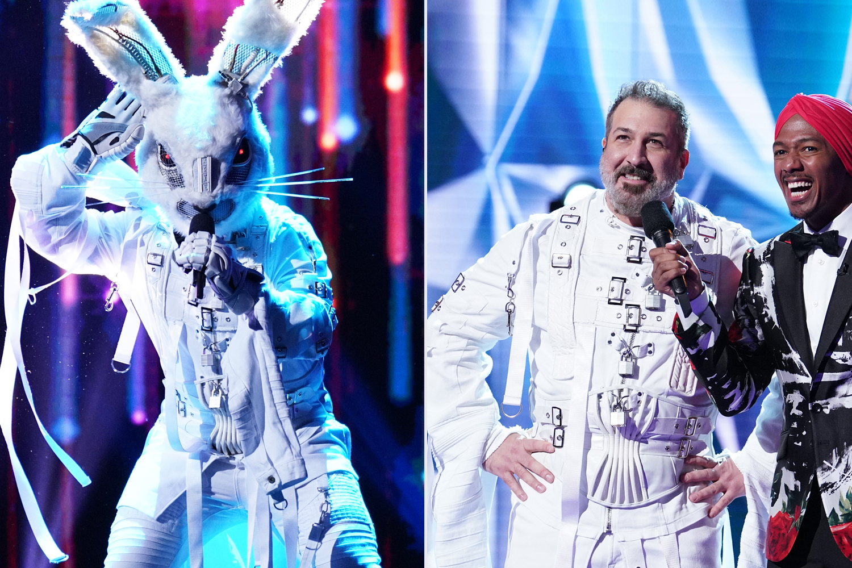 Rabbit; Joey Fatone
