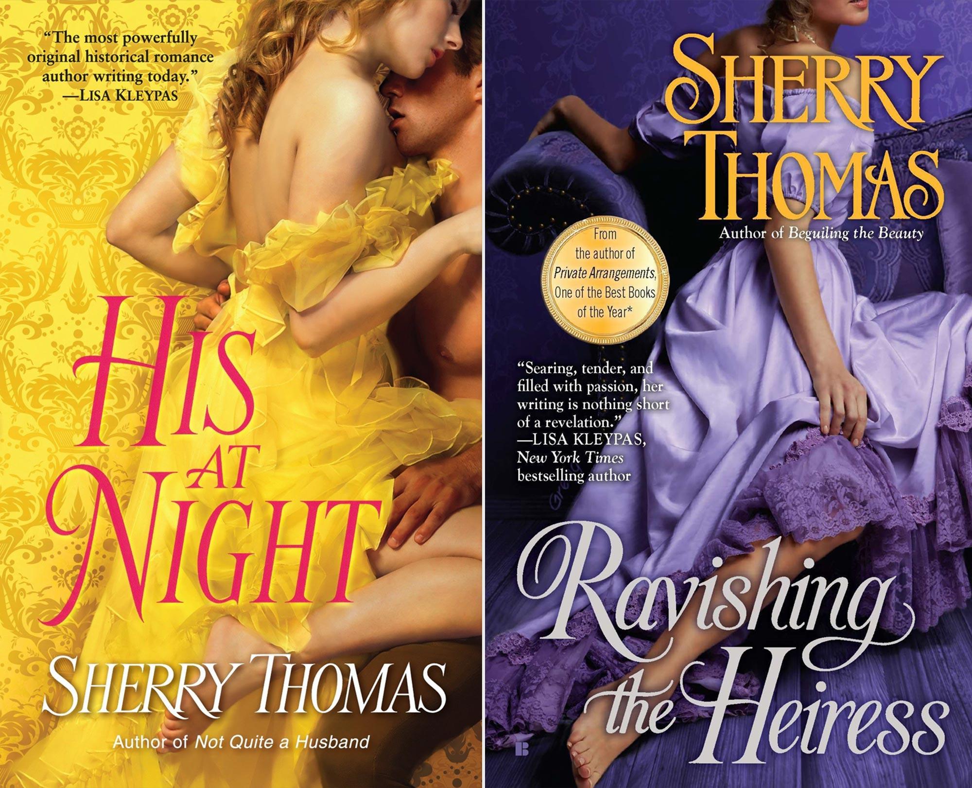 His at Night; Ravishing the Heiress