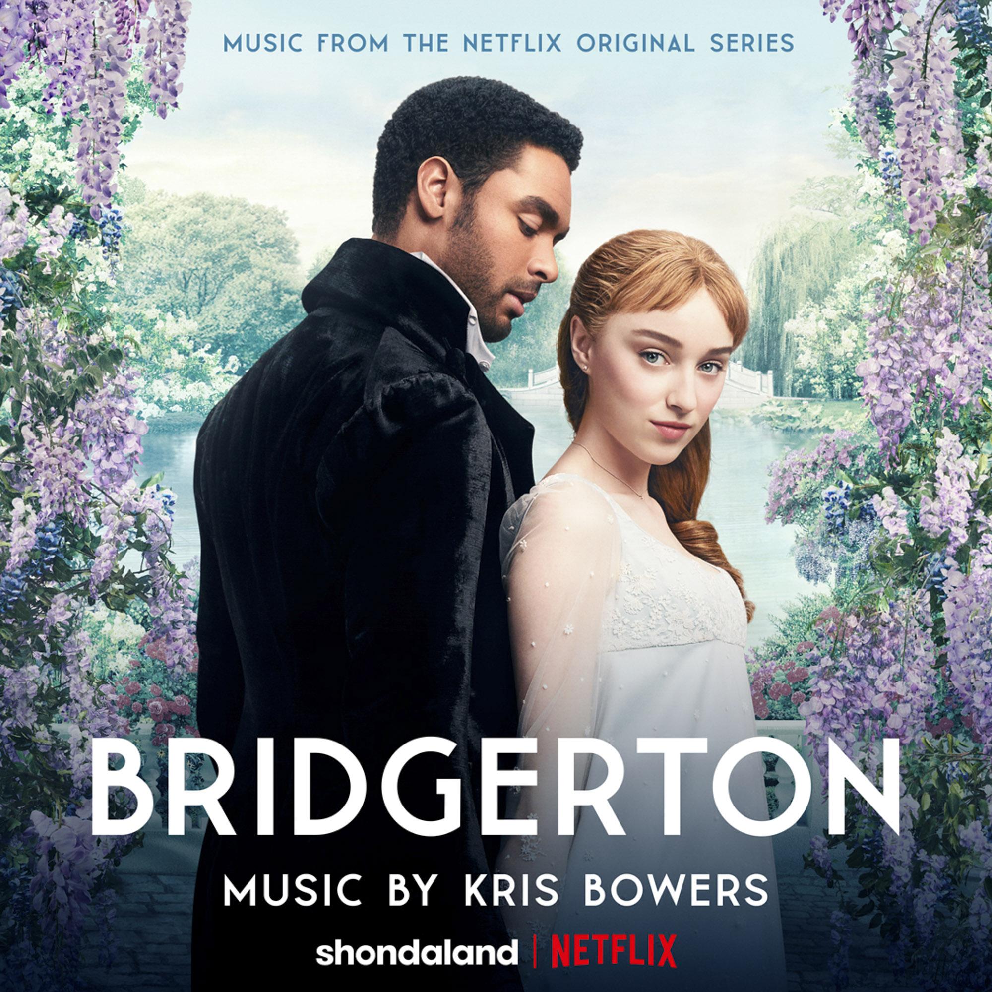Bridgerton album art