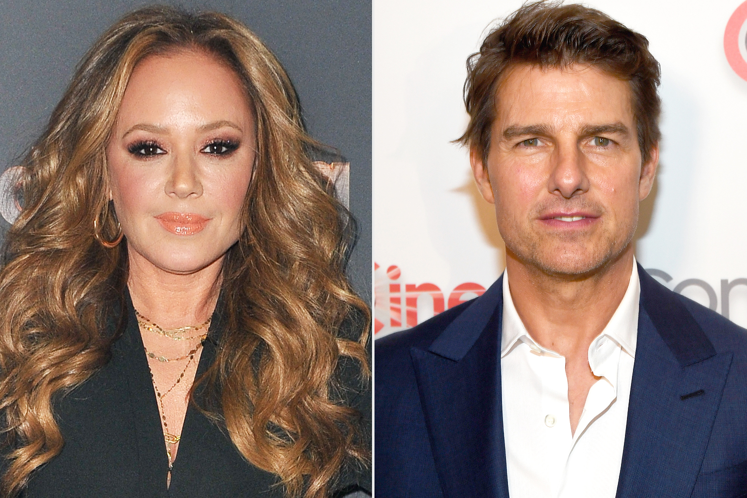 Leah Remini, Tom Cruise
