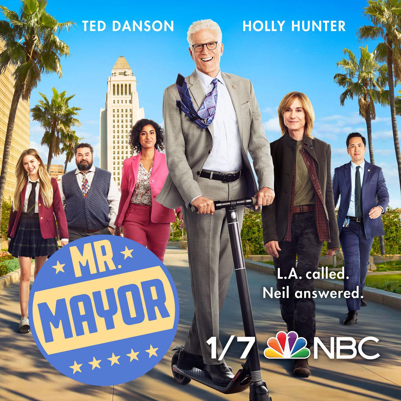 Mr. Mayor promo