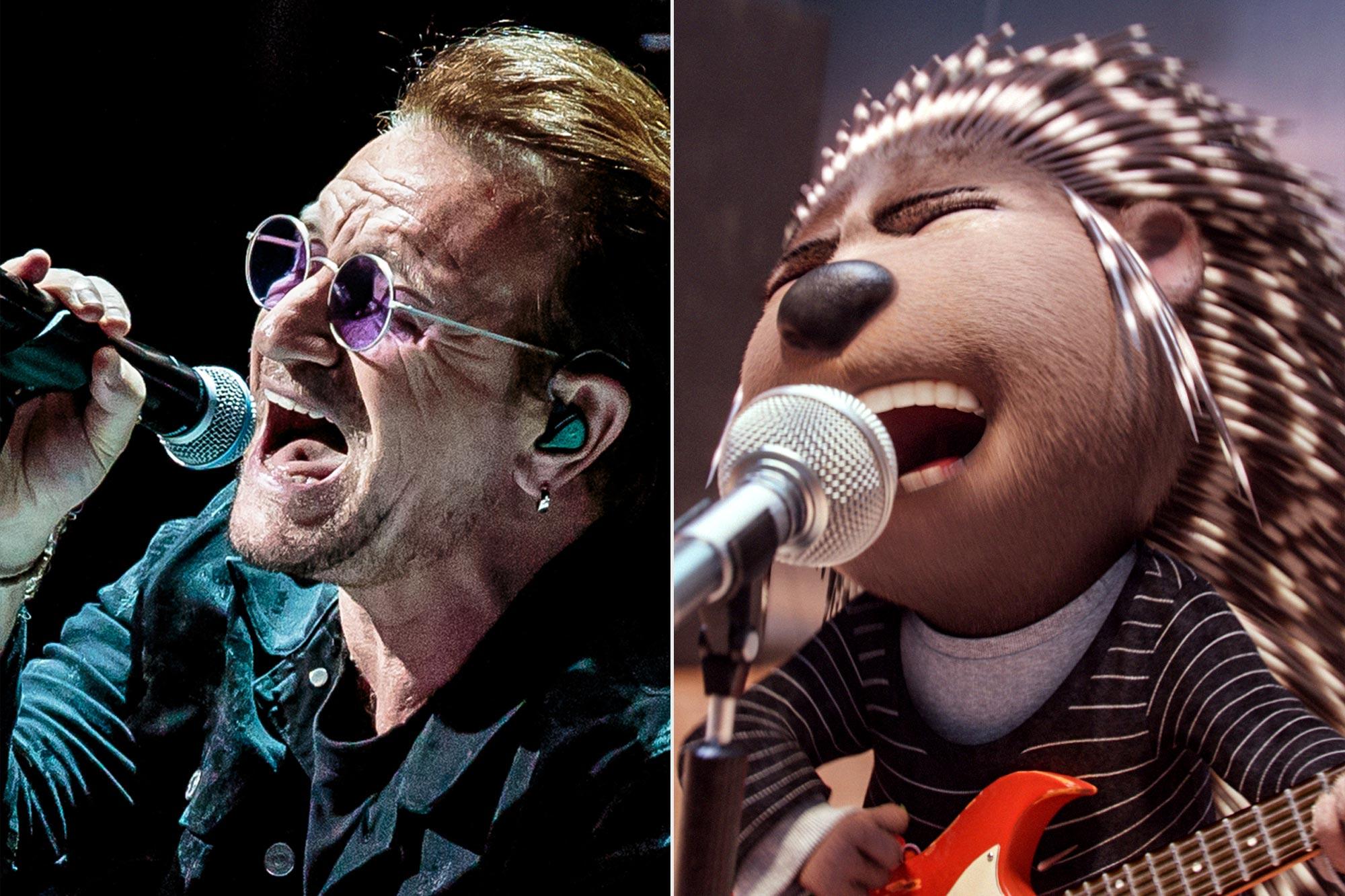 Bono; Sing