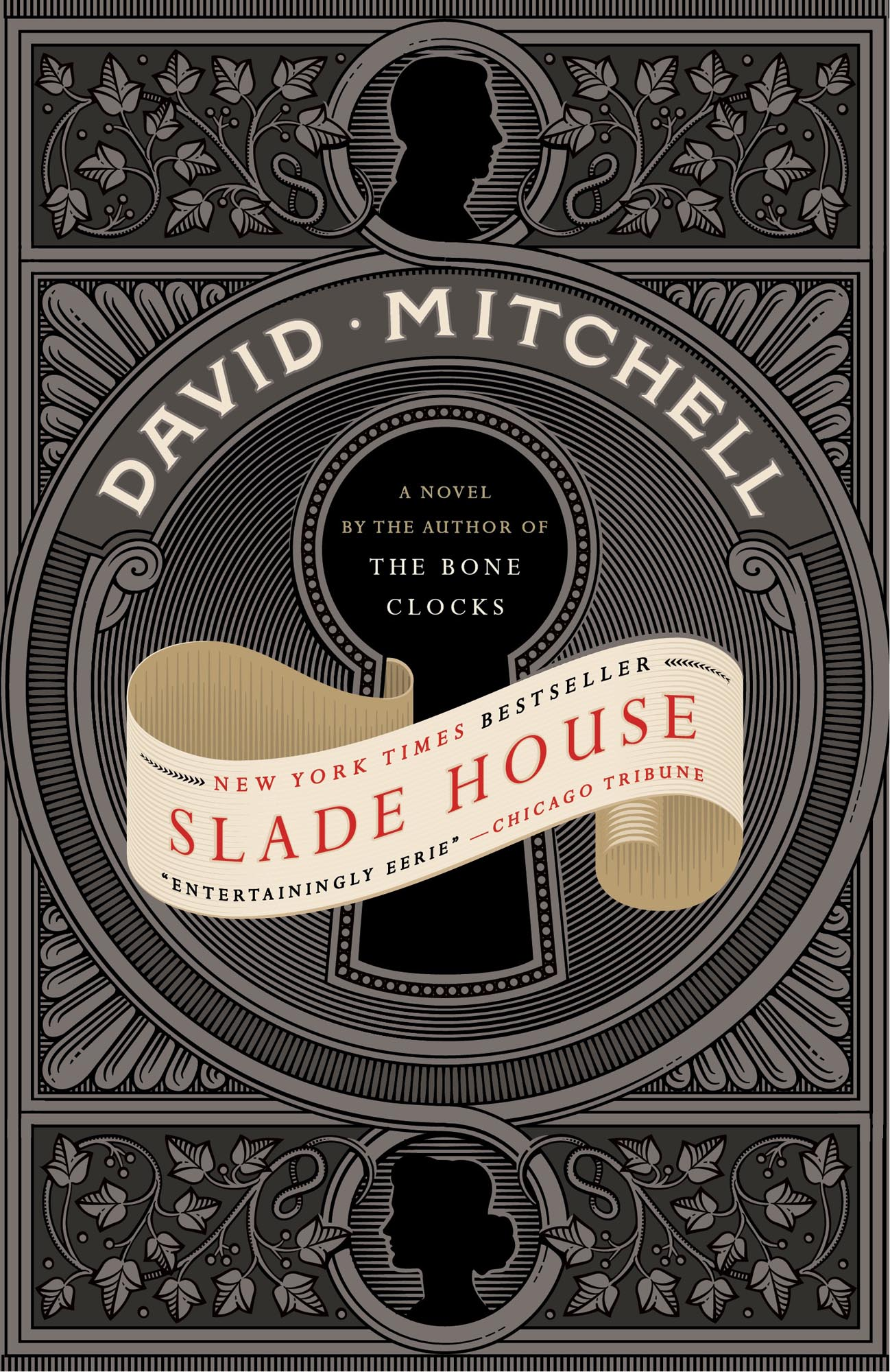 David Mitchell novels