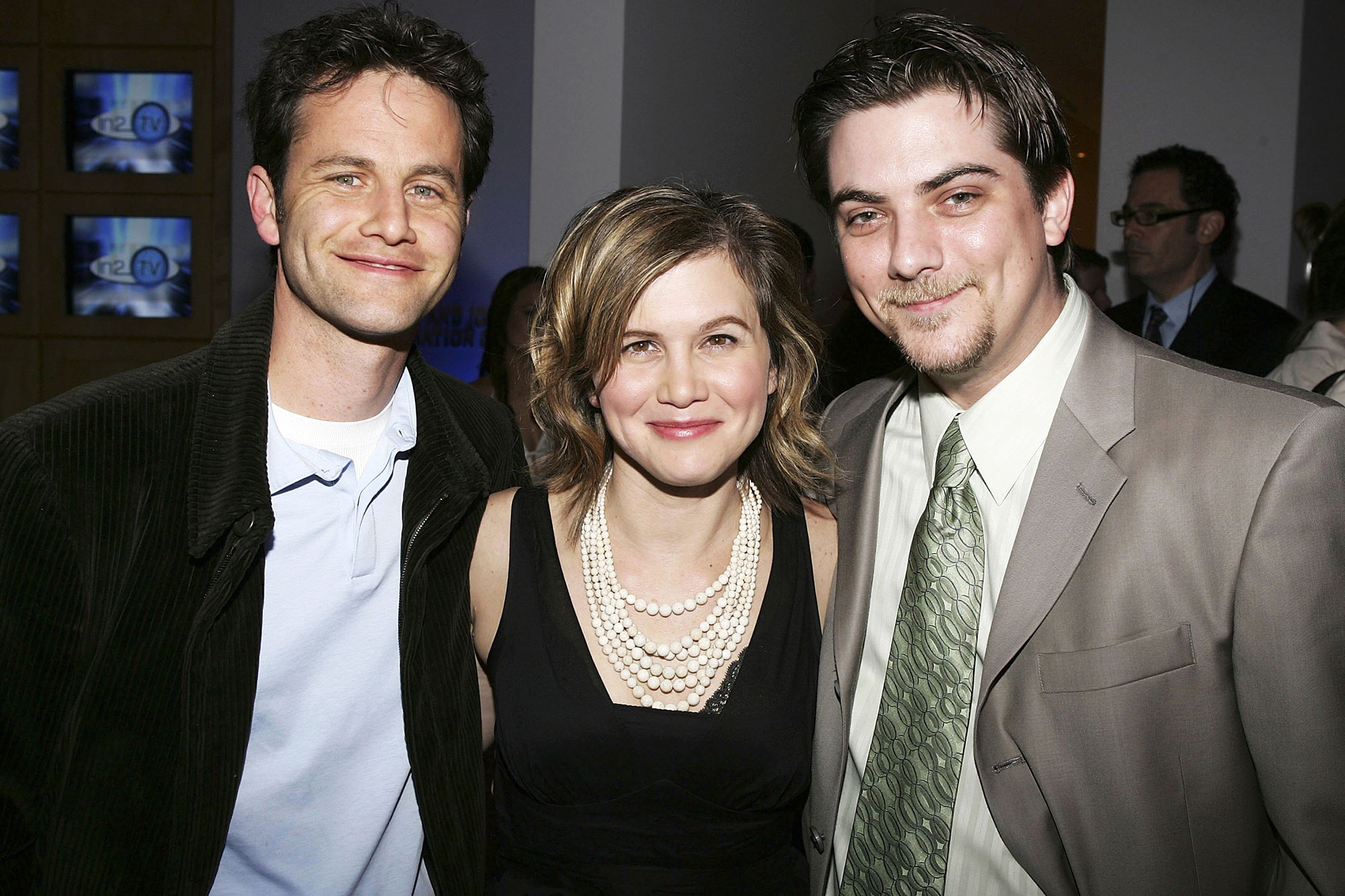 Kirk Cameron, Tracey Gold and Jeremy Miller