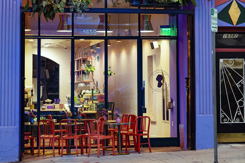 Bloom & Plume Coffee Shop