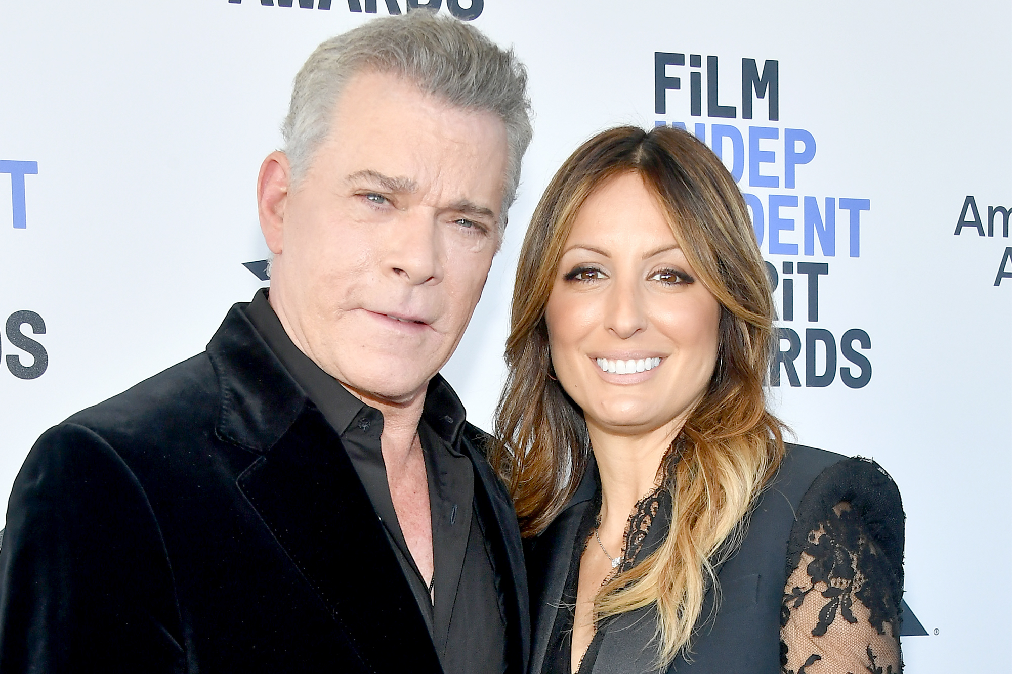 Ray Liotta and Jacy Nittolo