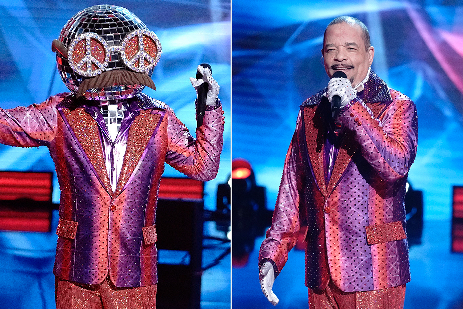 THE MASKED DANCER: Disco Ball; Ice-T