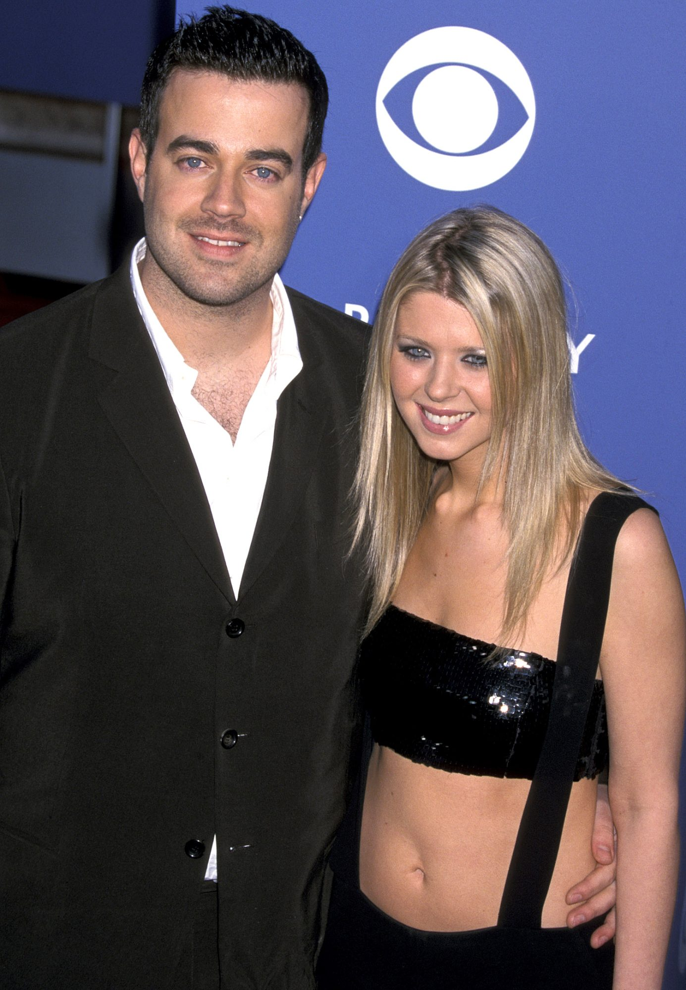 Carson Daly and Tara Reid