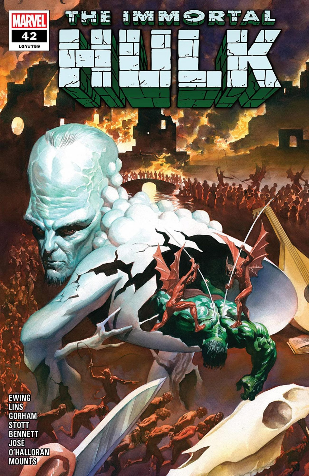 January Comics Preview