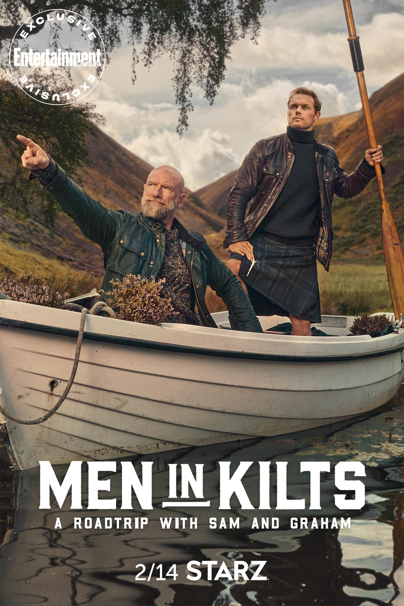 Men in Kilts: A Roadtrip with Sam and Graham Season