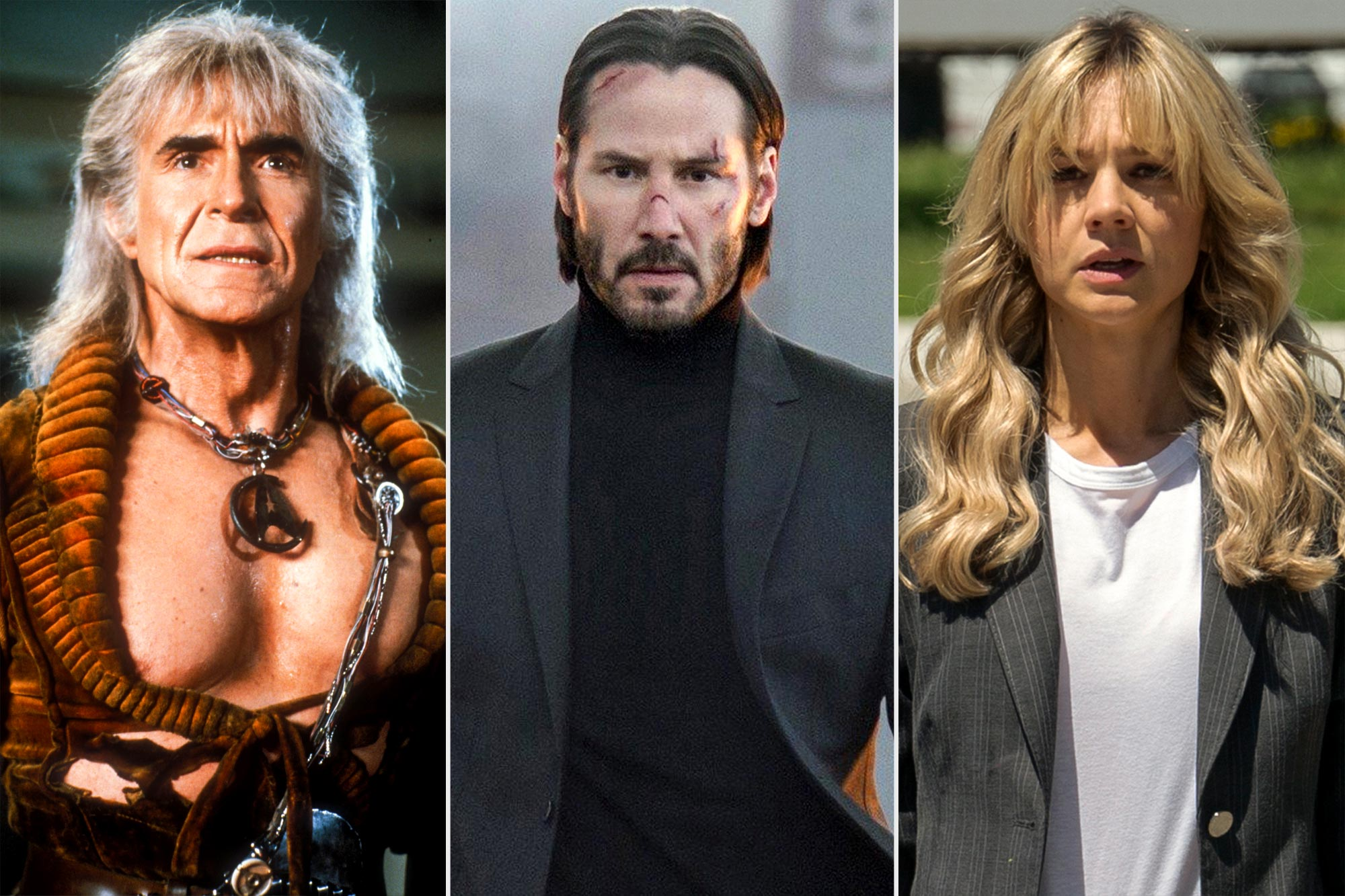 Revenge Movies Star Trek 2: The Wrath of Khan; John Wick; Promising Young Woman