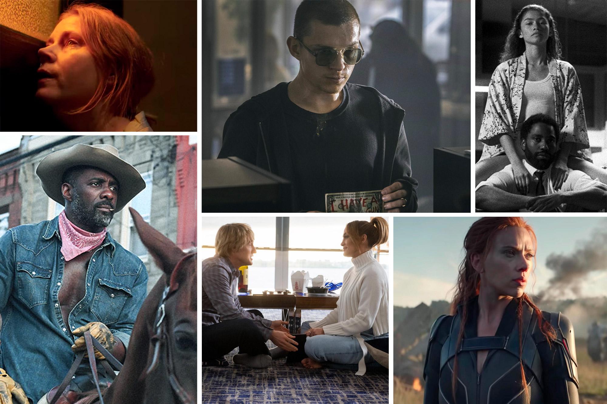Movie Preview 2021 Calendar