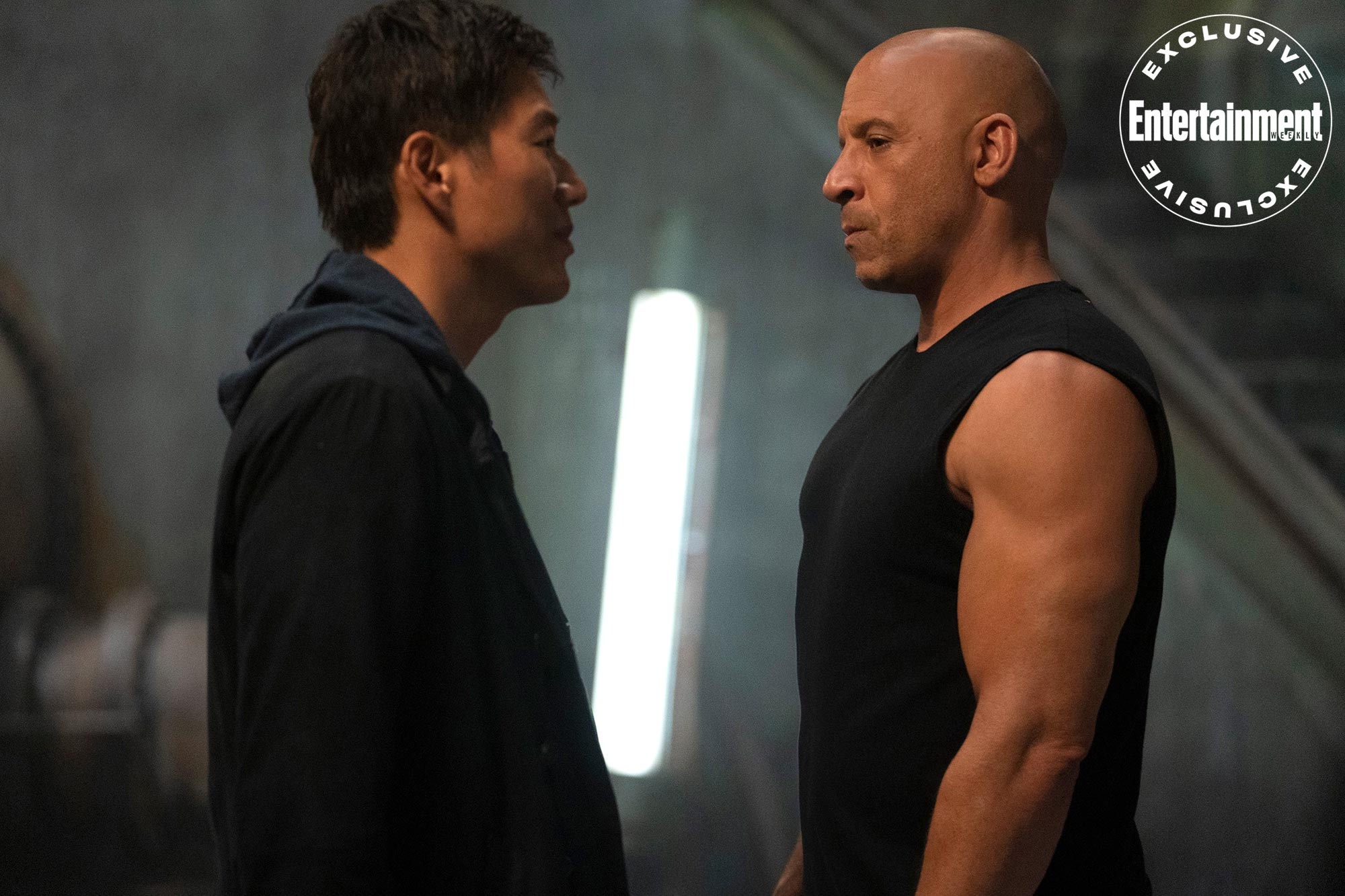 Fast Furious 9 Vin Diesel On John Cena Han S Return Space Ew Com