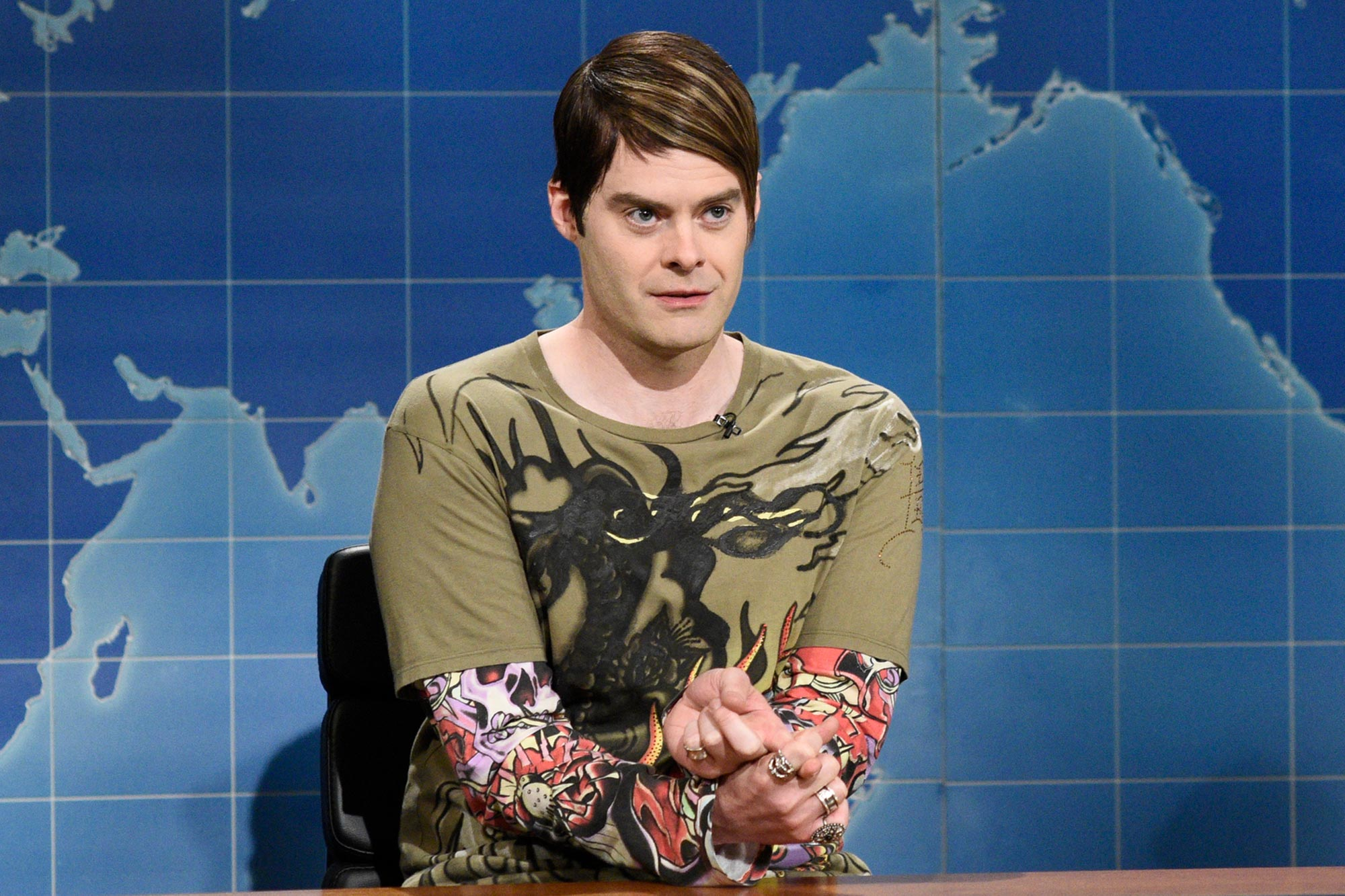 Saturday Night Live- Stefon