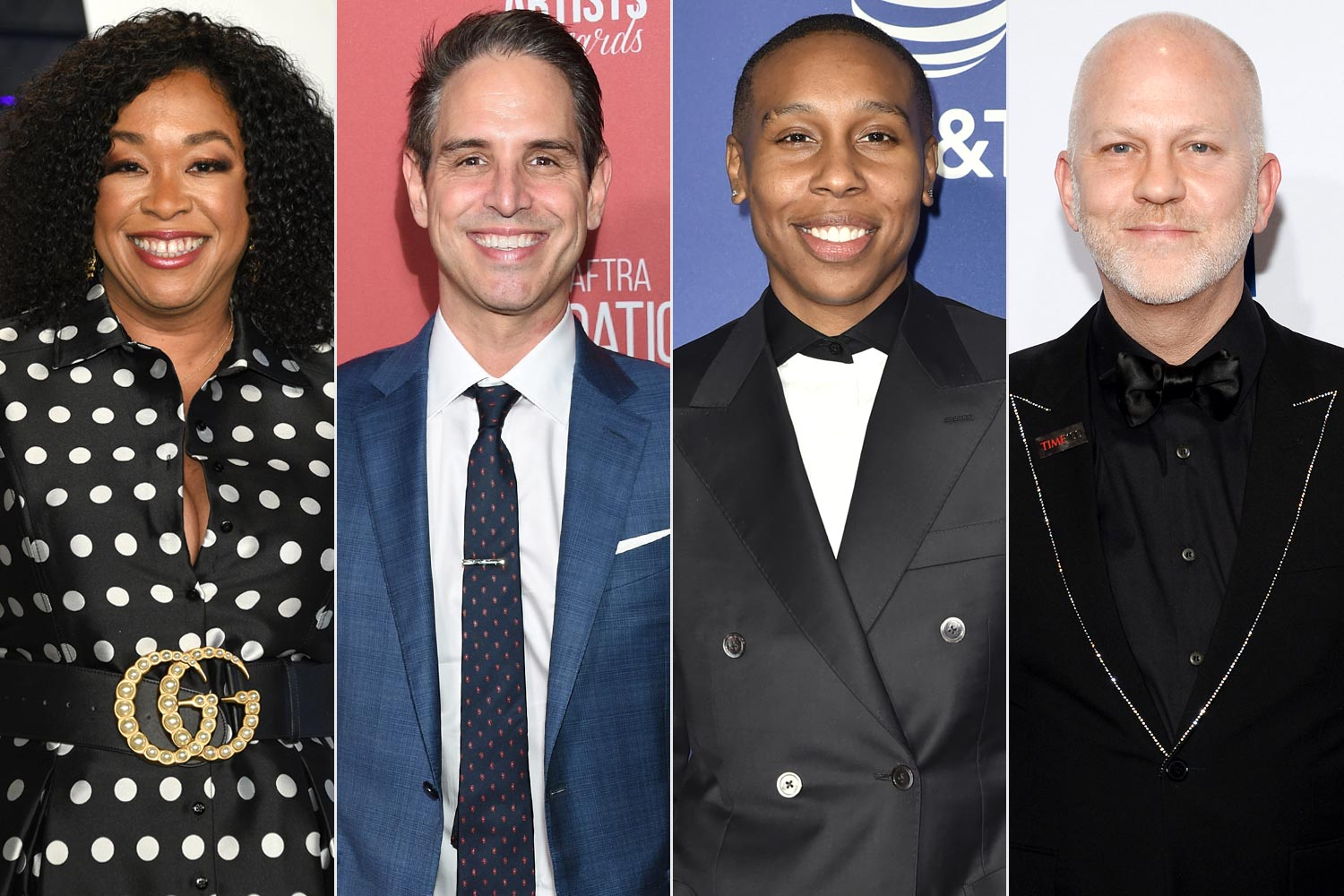 GLAAD report Shonda Rhimes, Greg Berlanti, Lena Waithe, and Ryan Murphy