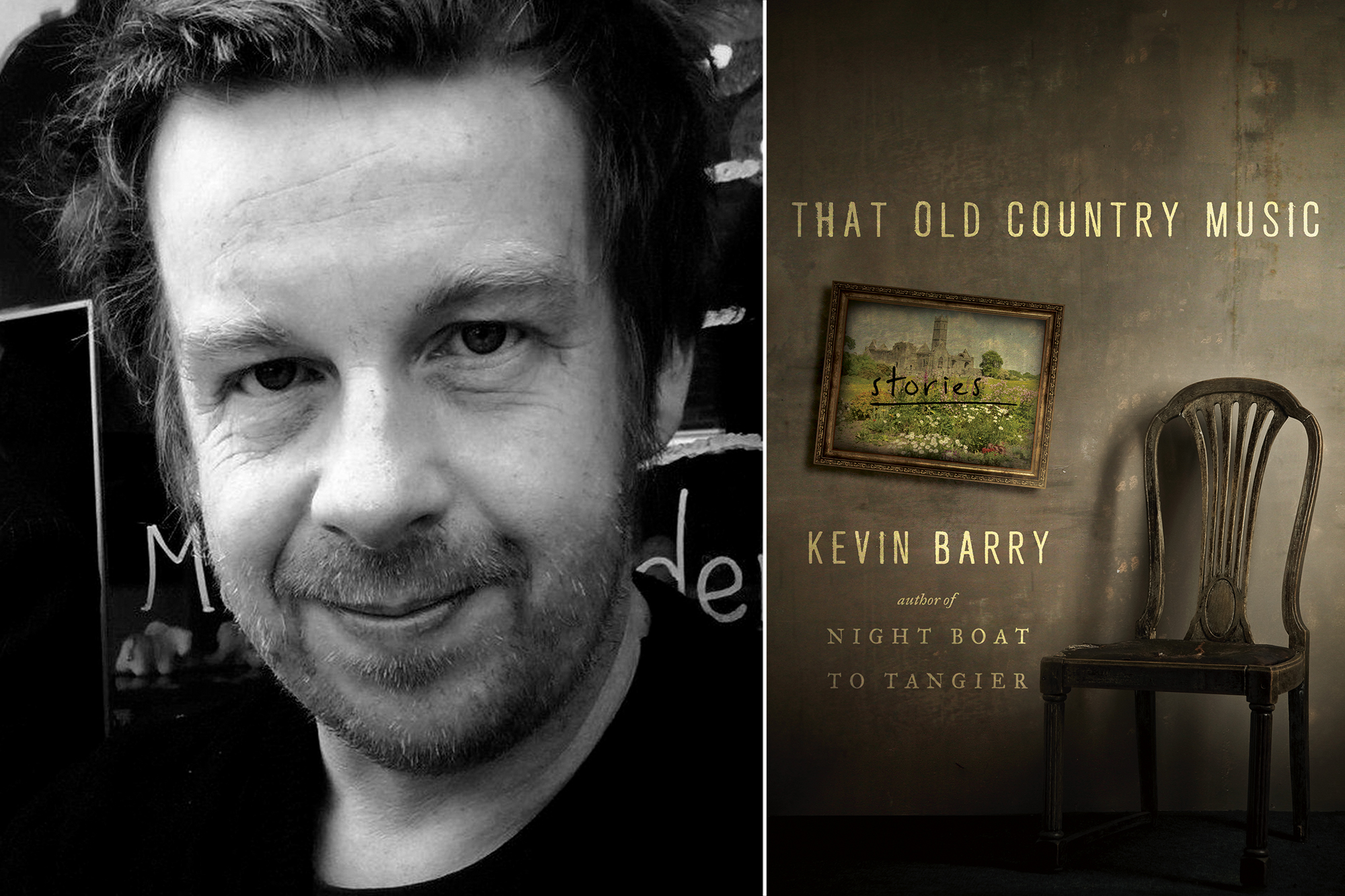 Kevin Barry, That Old Country Music