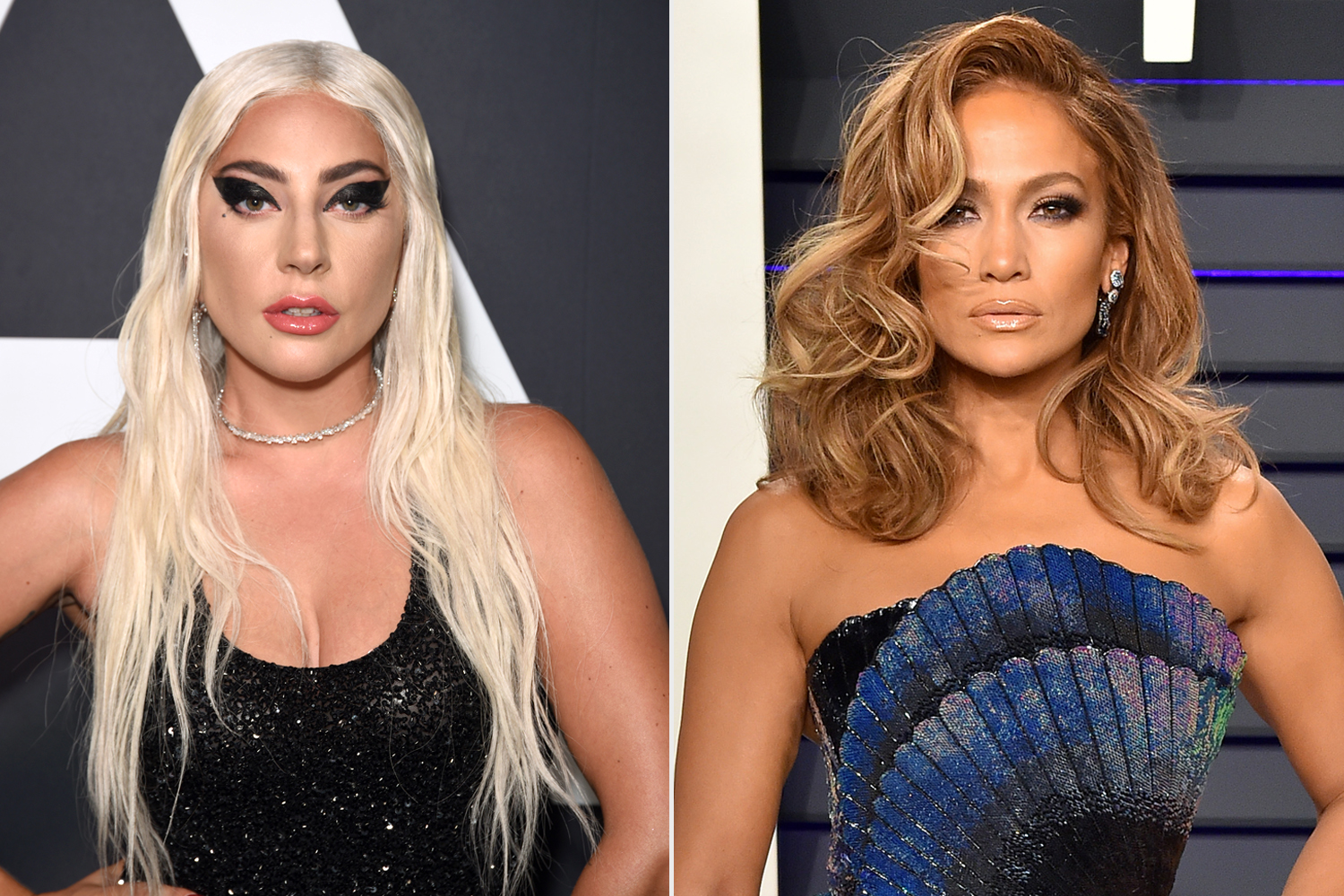 Lady Gaga; Jennifer Lopez
