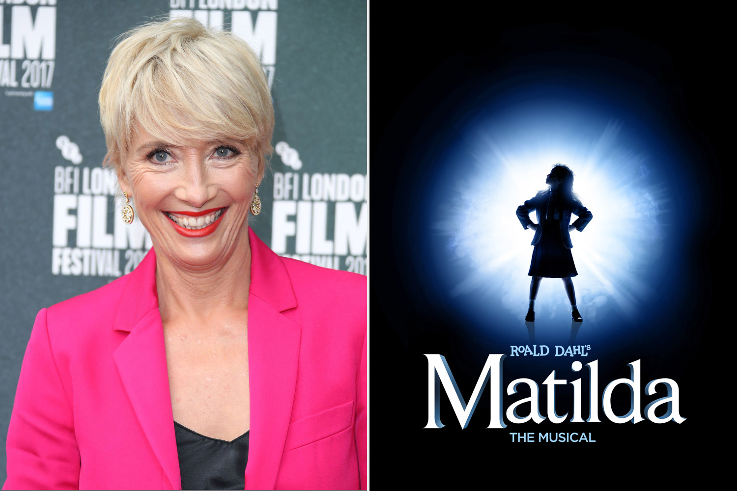 emma thompson, matilda