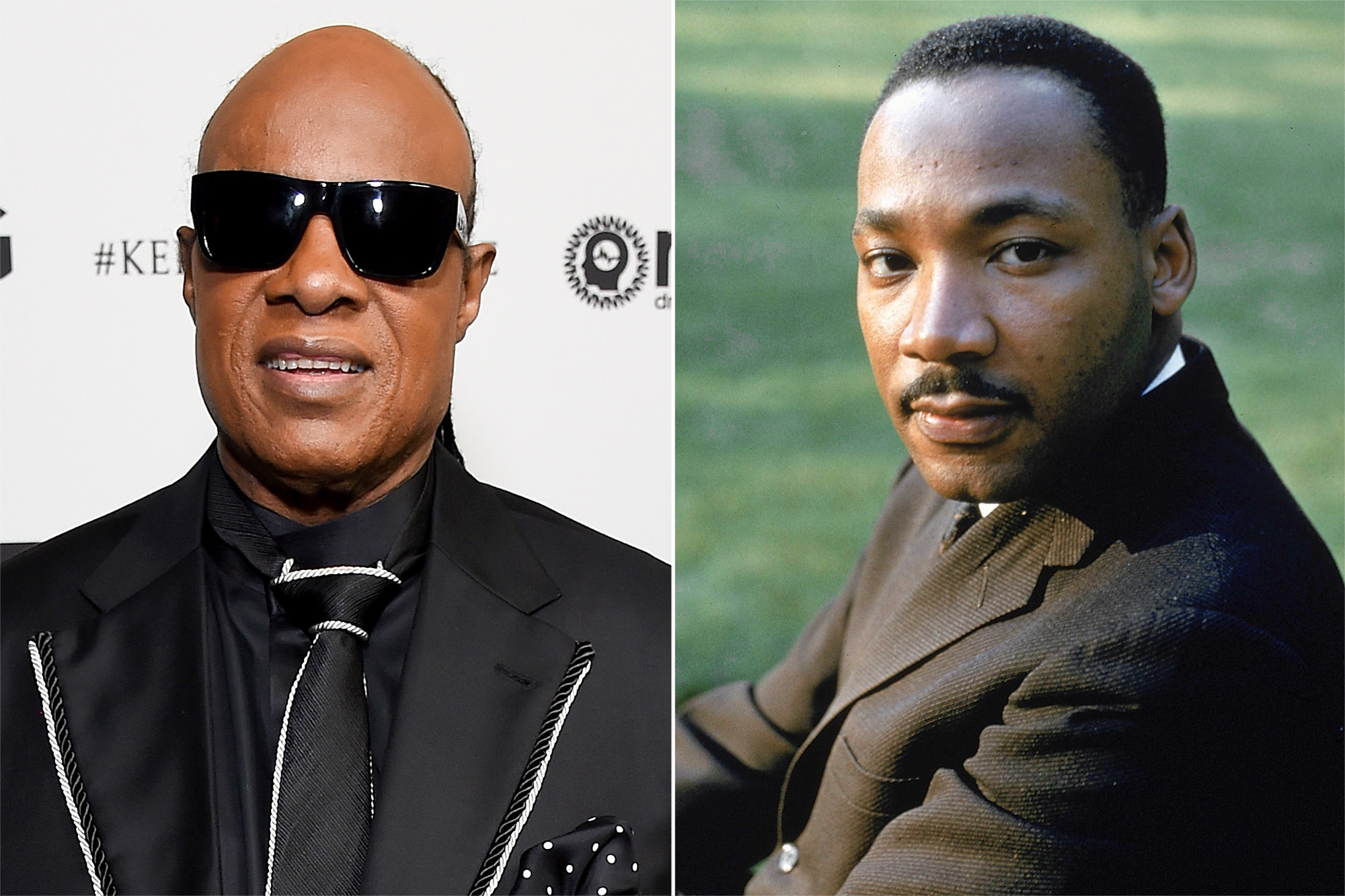 Stevie Wonder, MLK