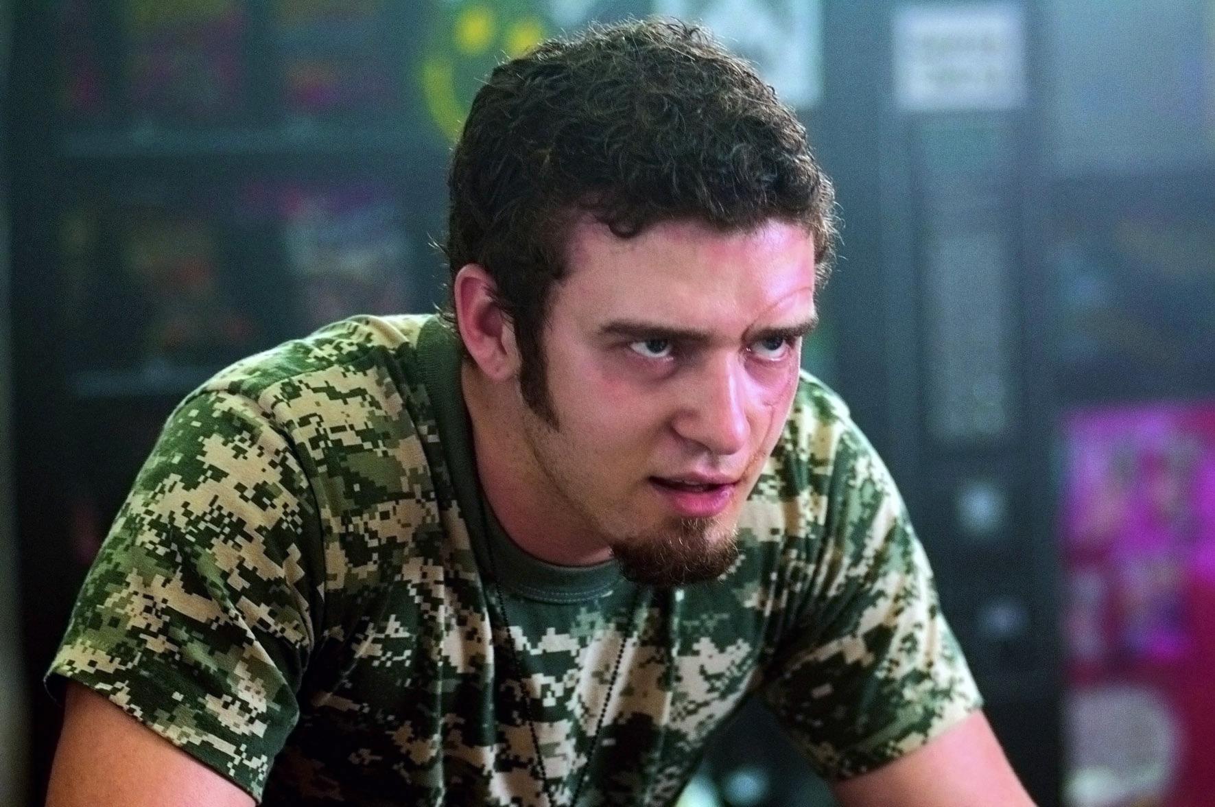 SOUTHLAND TALES, Justin Timberlake, 2006