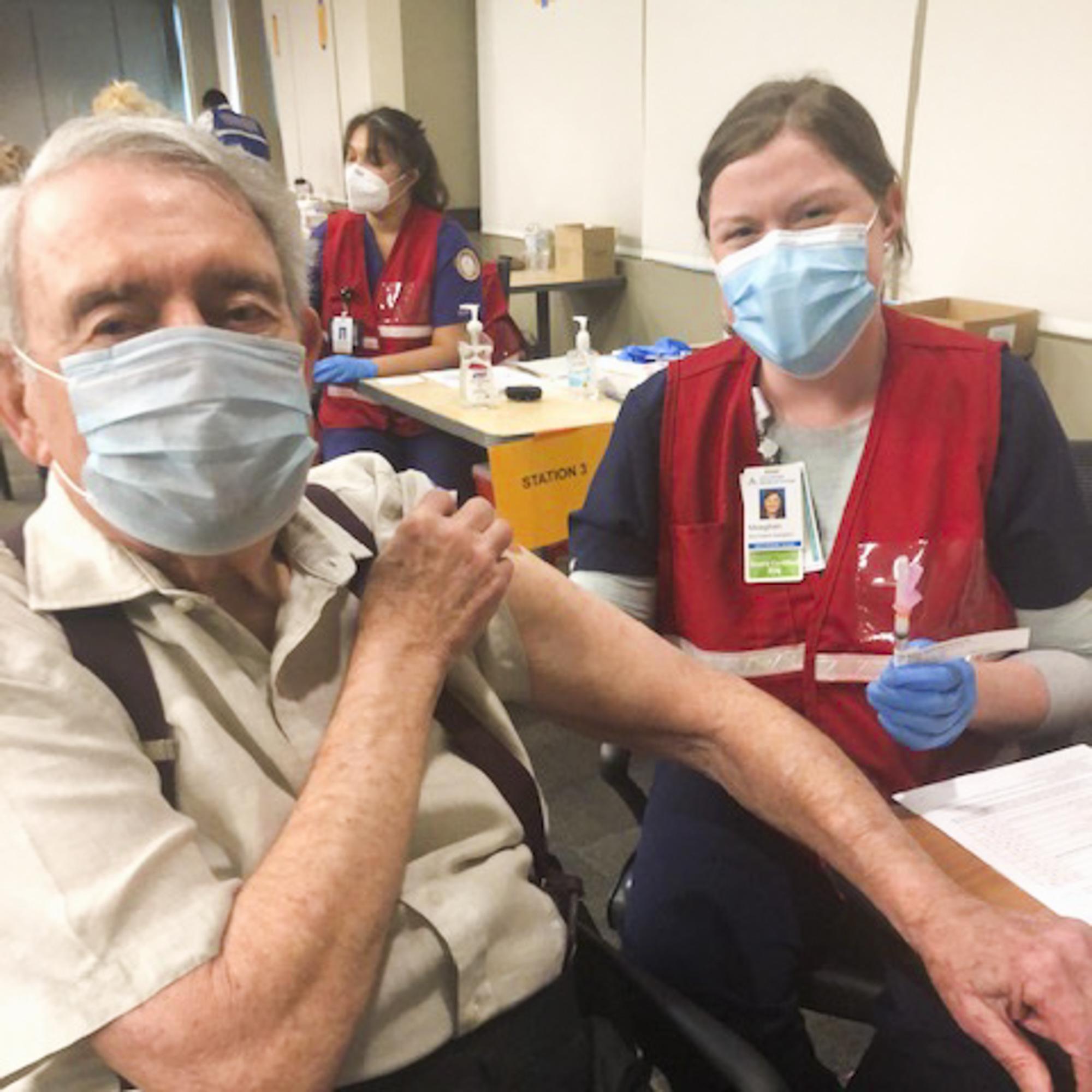 Celebs who got Corona Vaccine