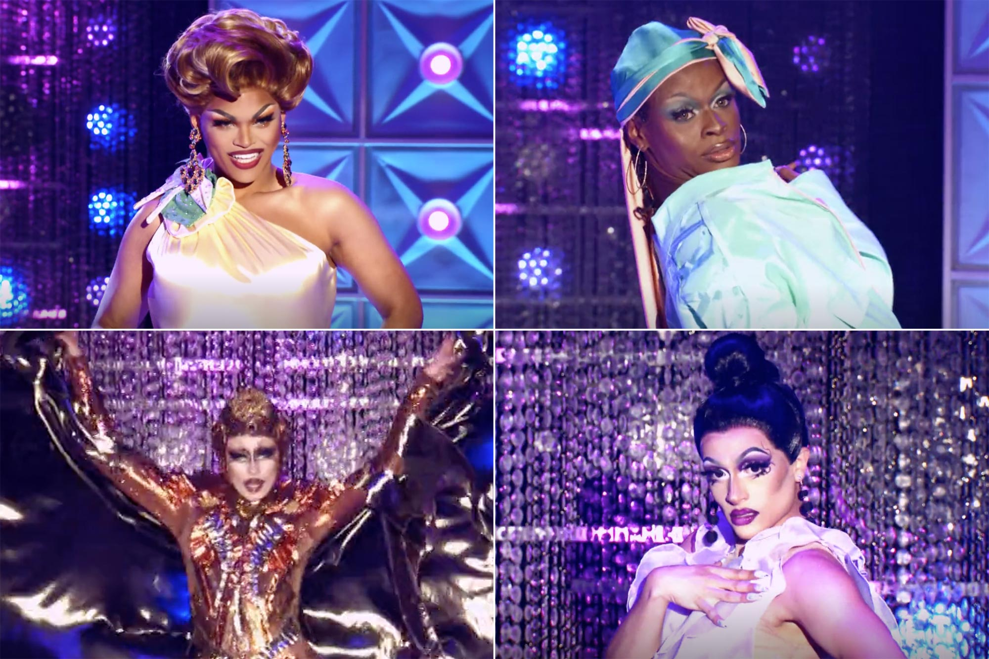 Every RuPaul's Drag Race season 13 runway look, ranked