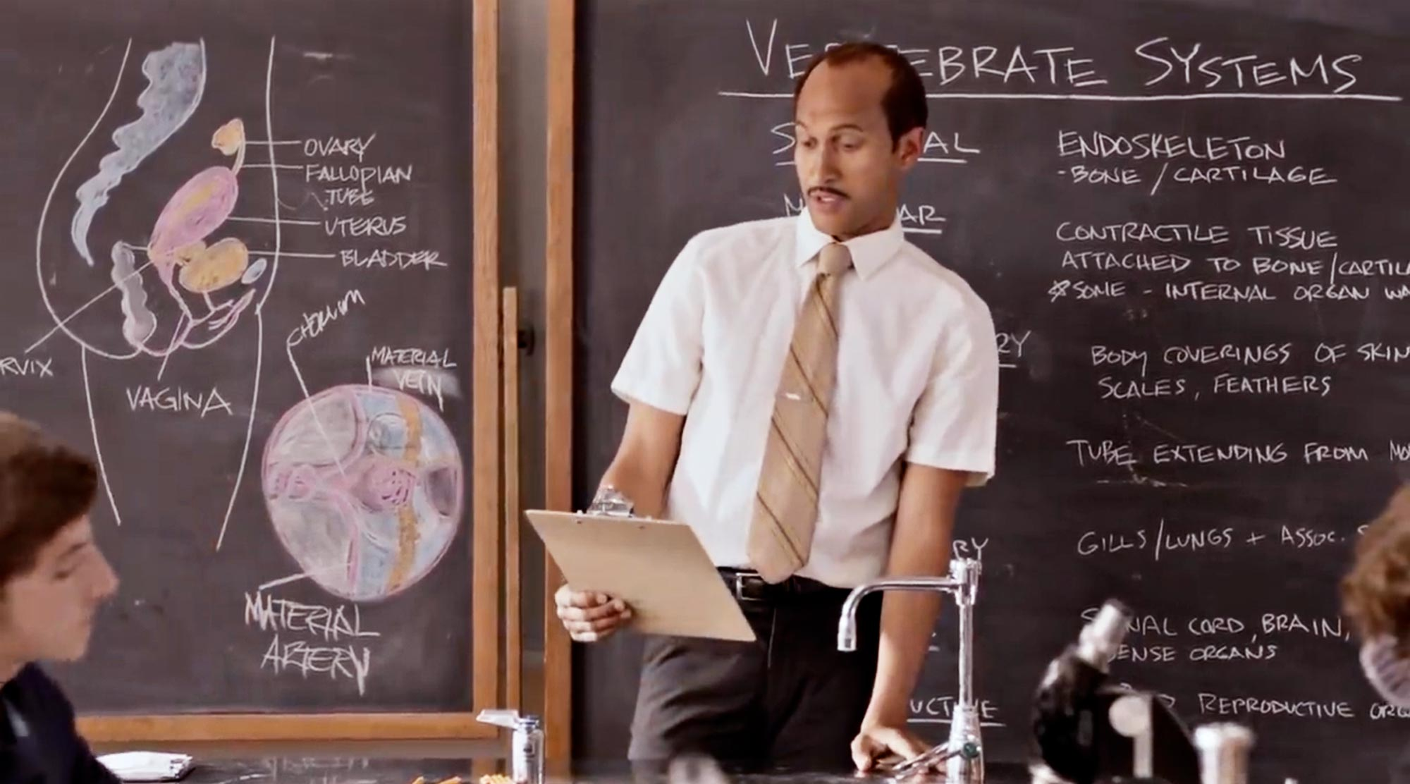 Key and Peele Substitute Teacher