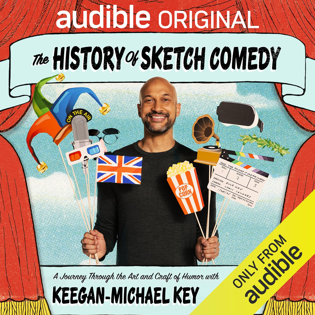 The History of Sketch Comedy podcast