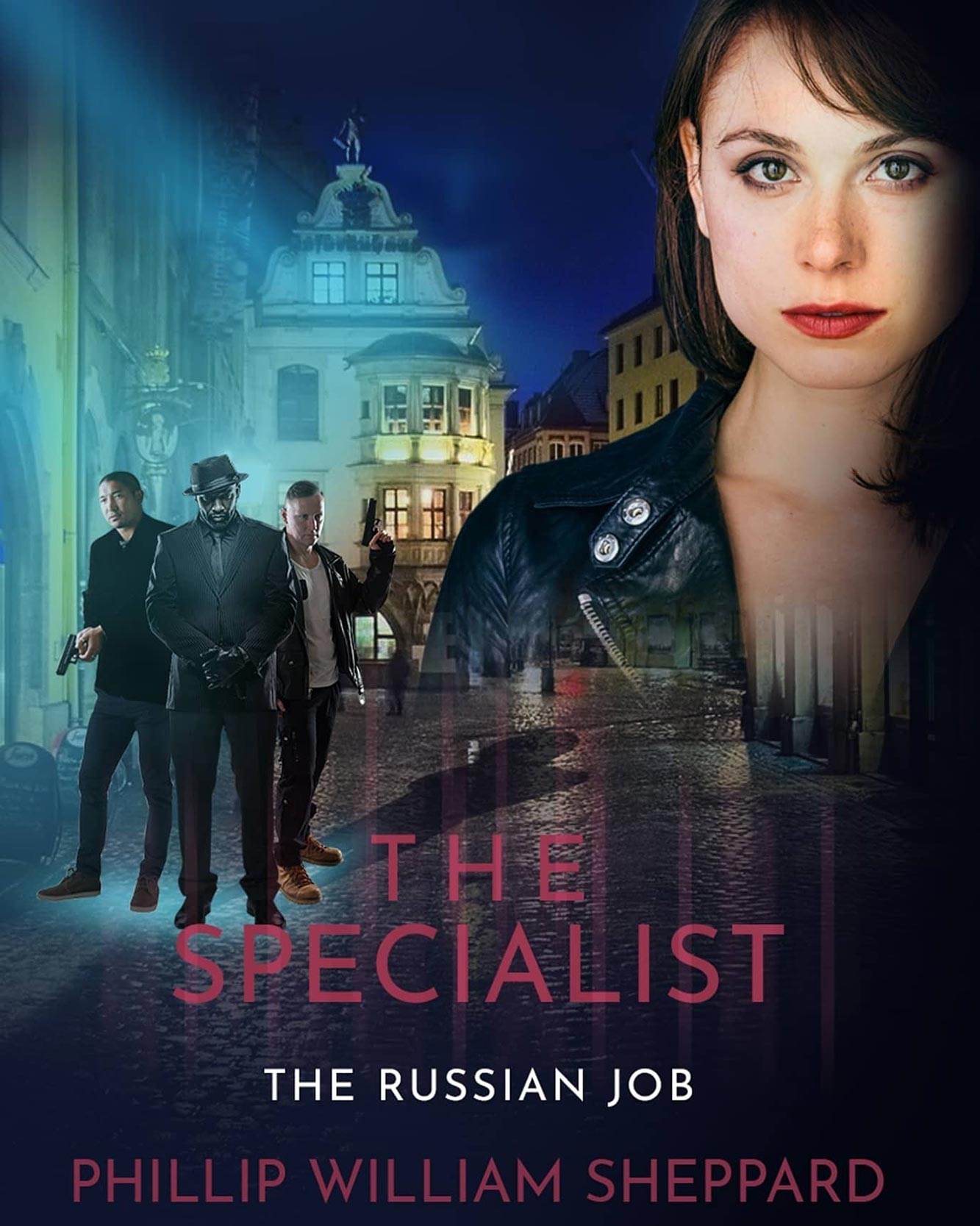The Specialist: The Russian Job by Phillip Sheppard