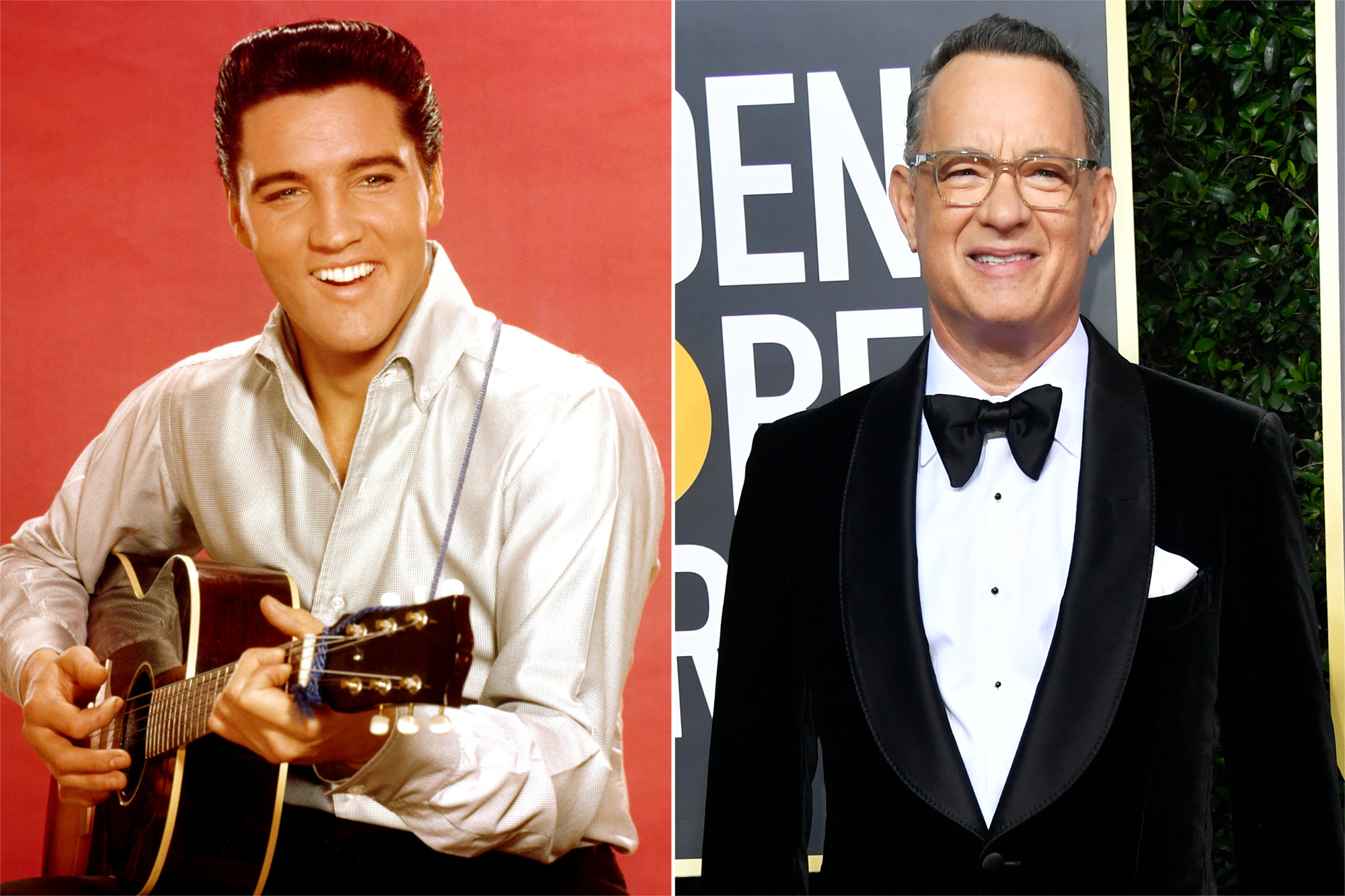 Elvis, Tom Hanks