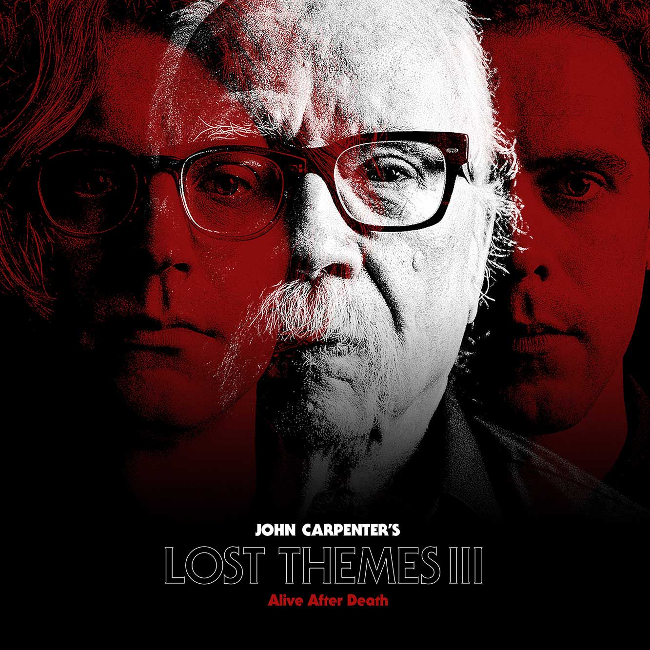 John Carpenter's Lost Themes II Alive After Dark