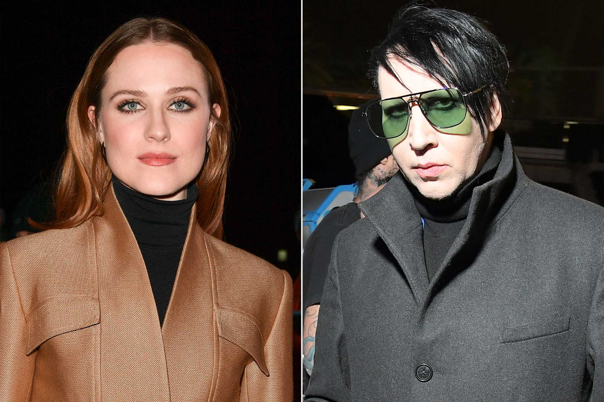 Evan Rachel Wood says ex Marilyn Manson 'horrifically' abused her for years  | EW.com