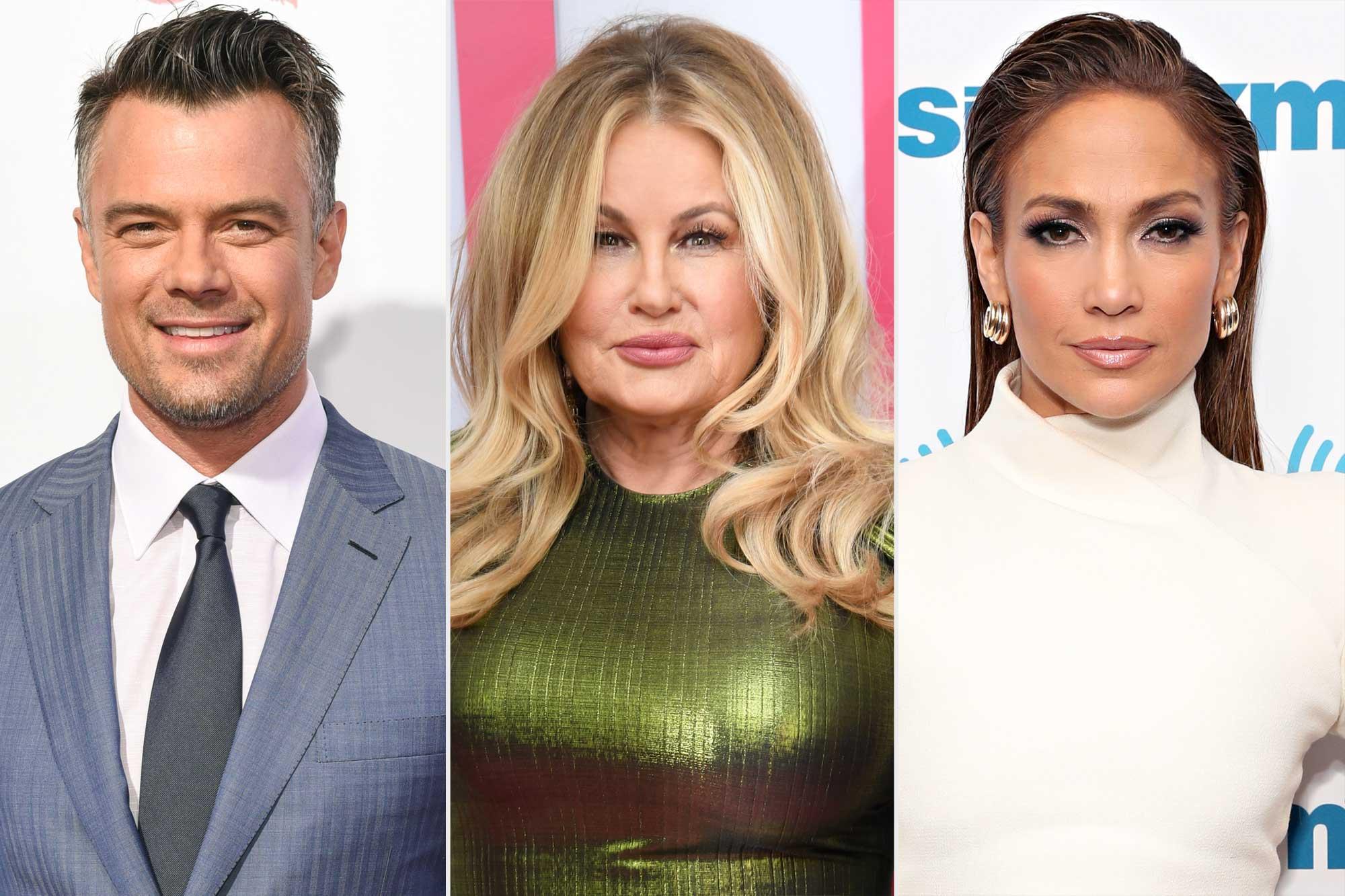 Josh Duhamel; Jennifer Coolidge; Jennifer Lopez
