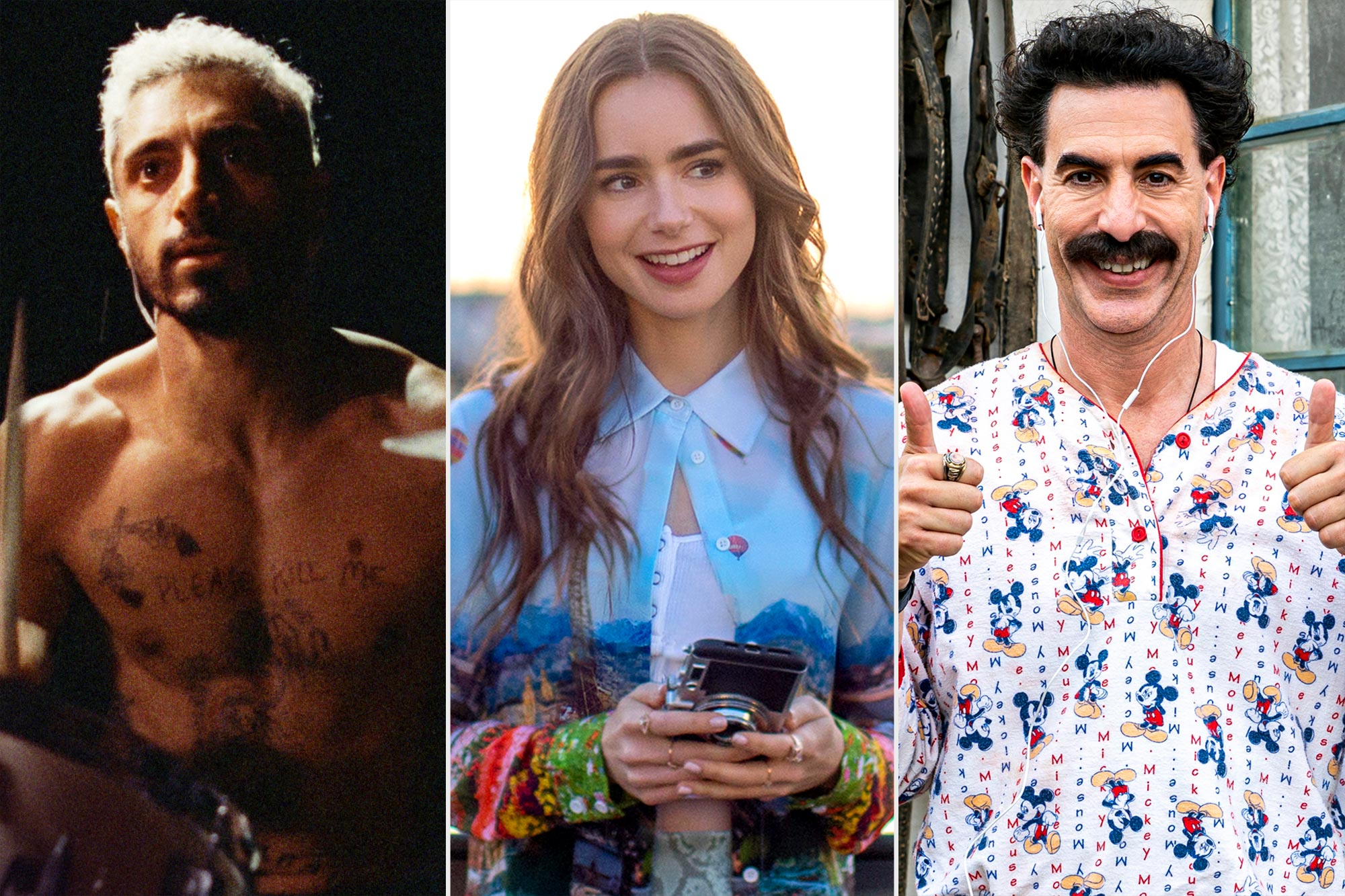 Celeb Reactions to Golden Globe Nominations