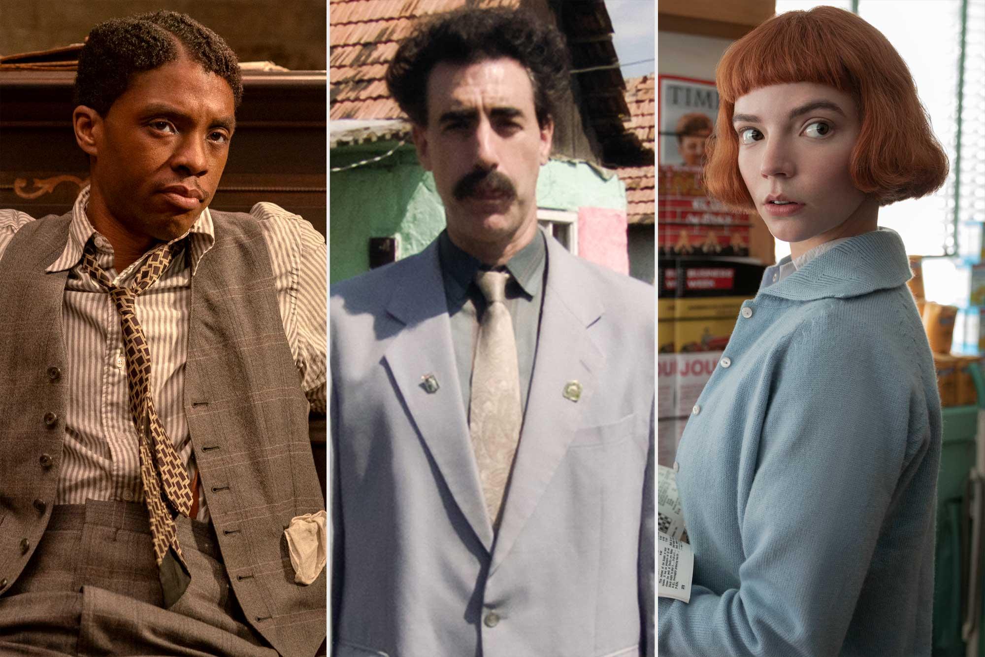 Golden Globe Nominees