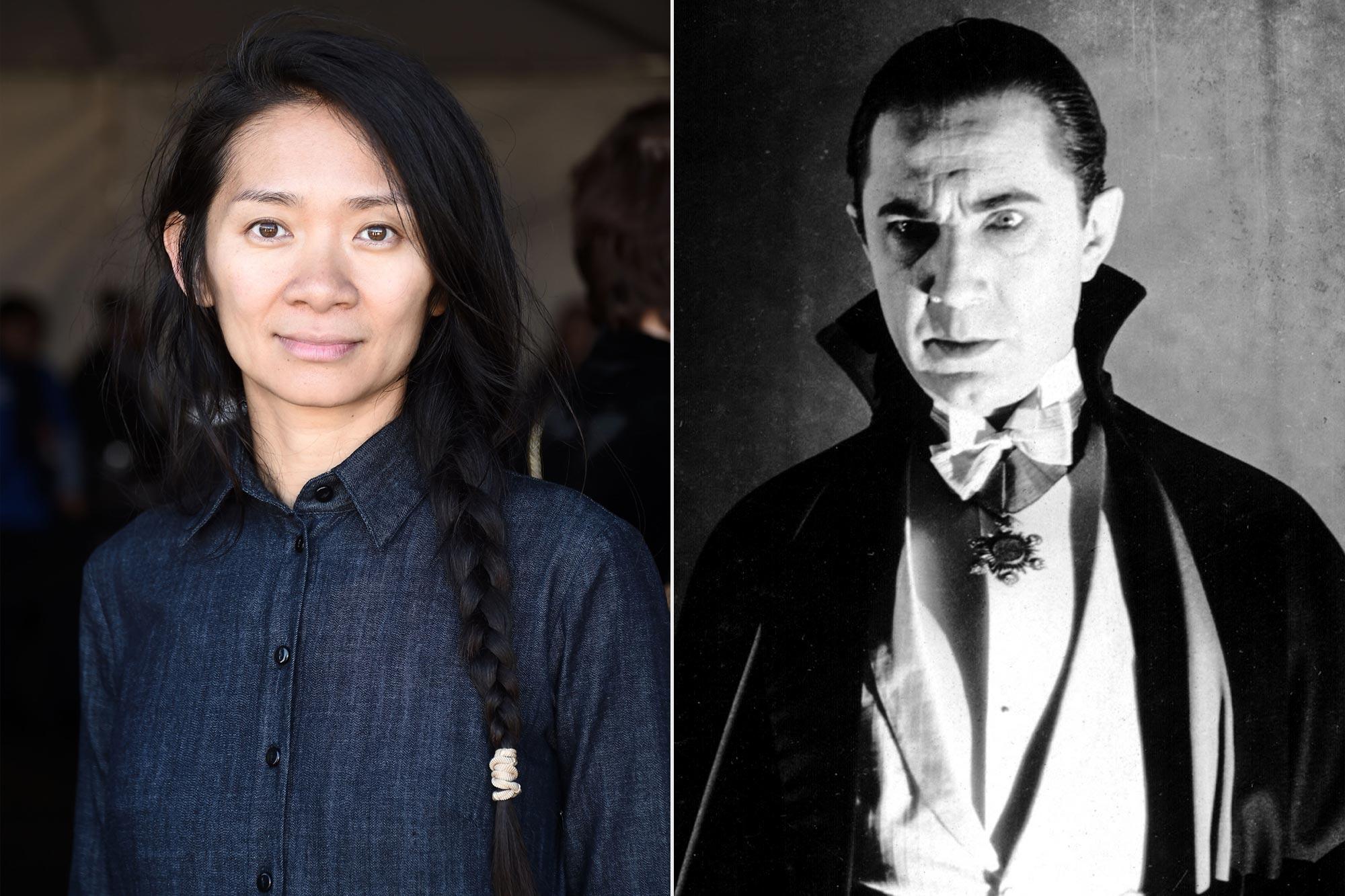 Chloe Zhao; Dracula