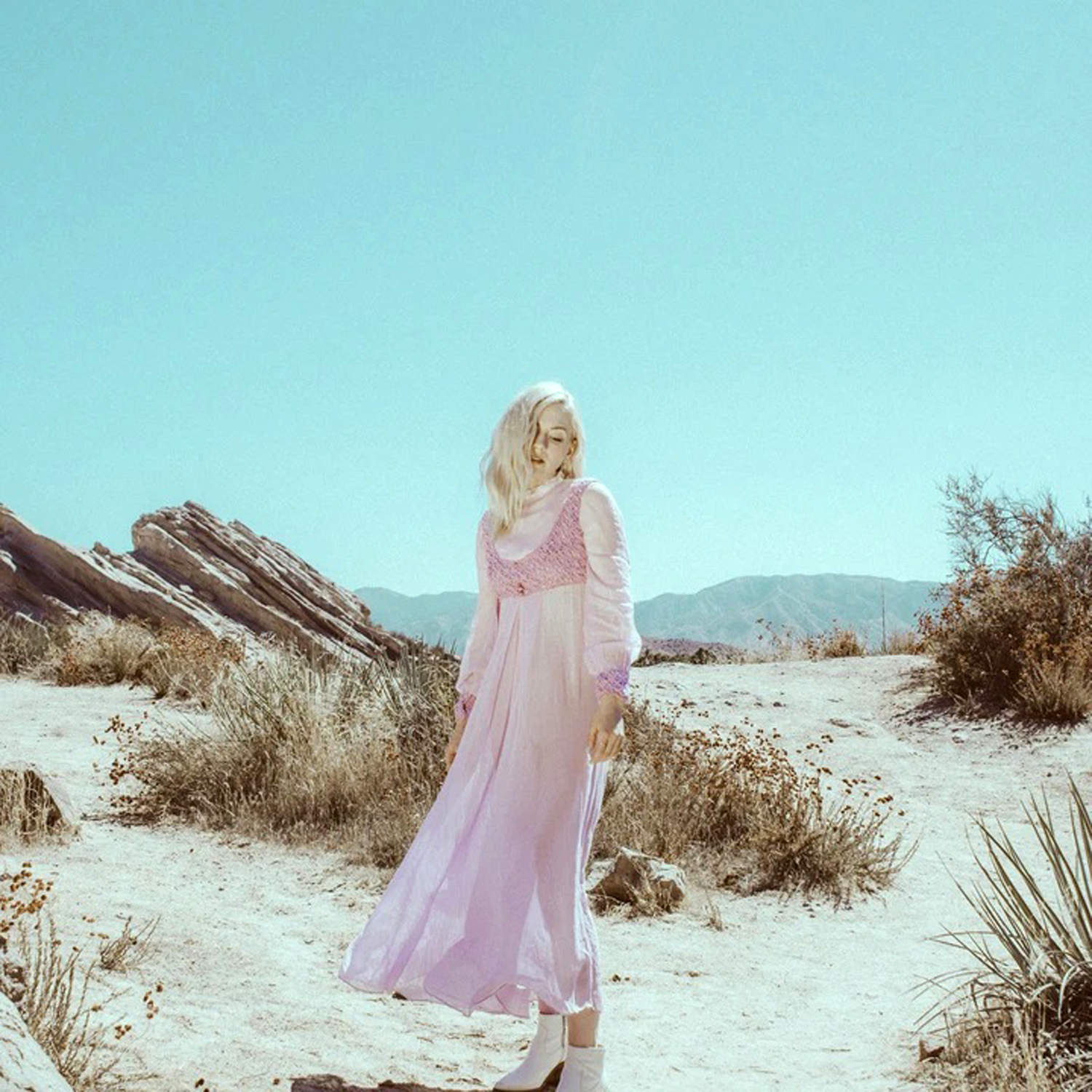Emily Kinney cover art for new album The Supporting Character