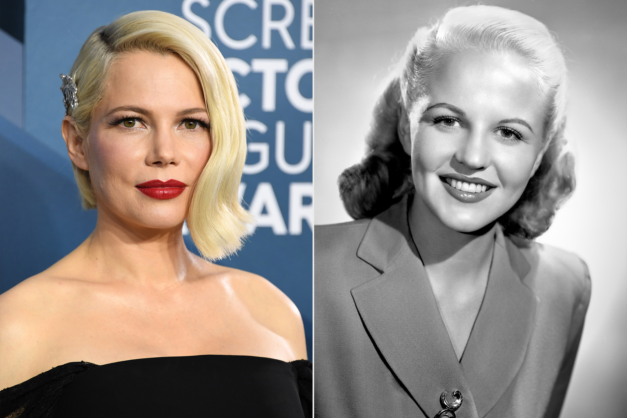 Michelle Williams; Peggy Lee