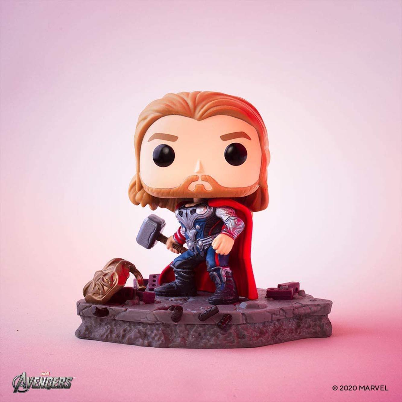Avengers Funko pops