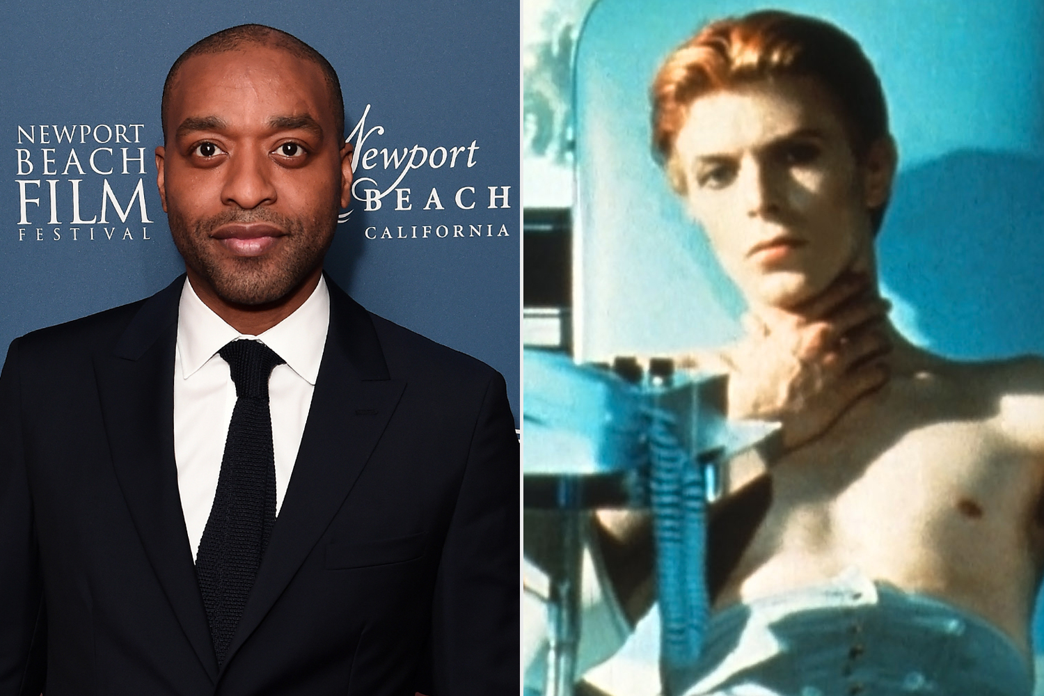 Chiwetel Ejiofor, David Bowie