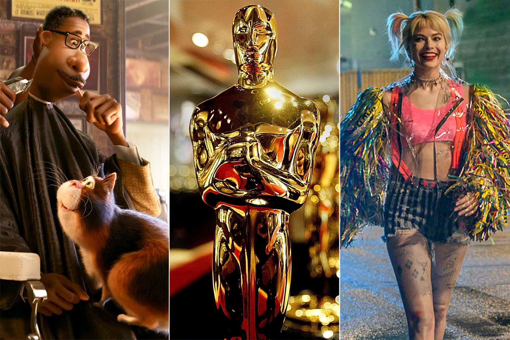 Oscars shortlists