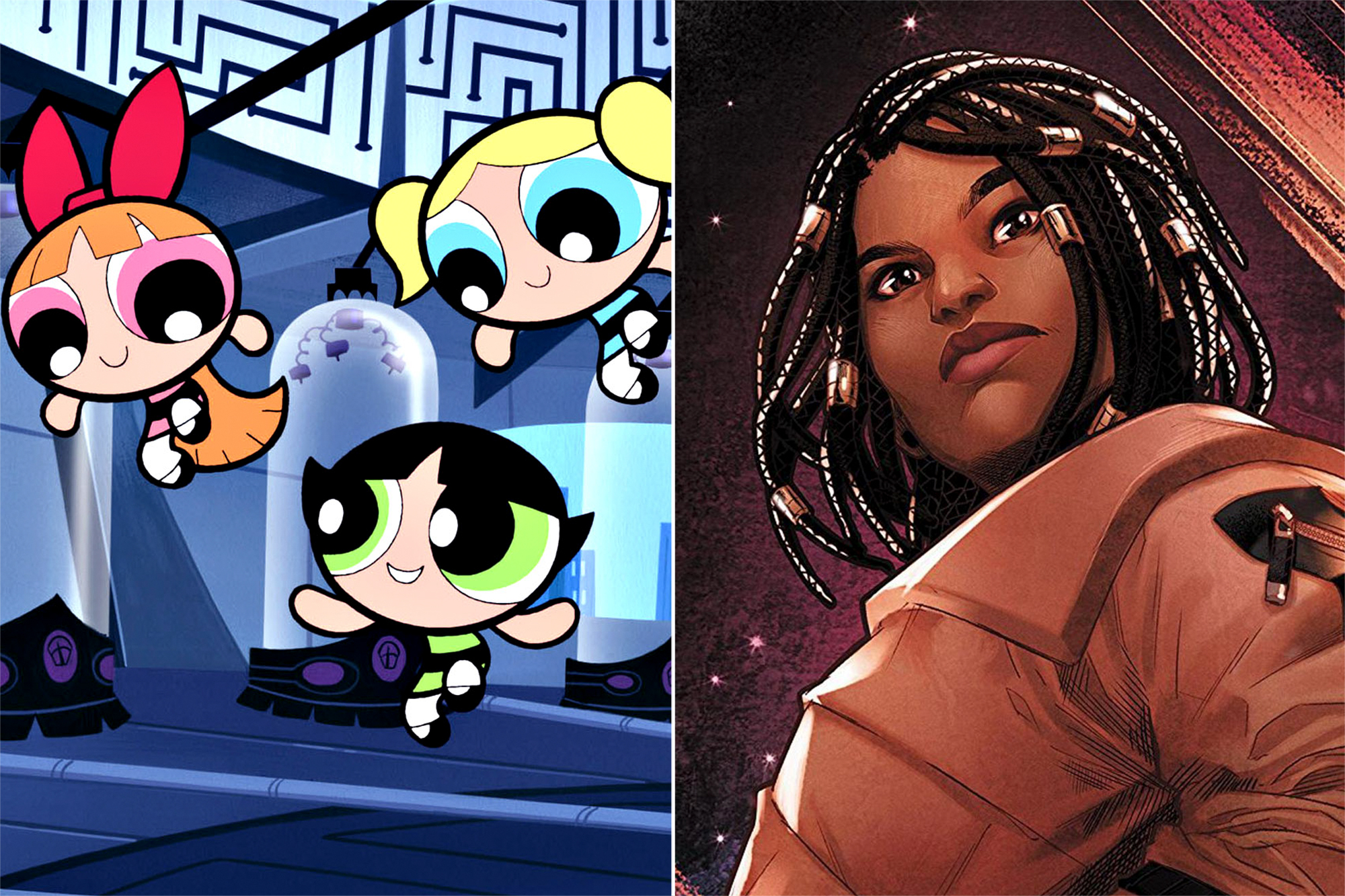 POWERPUFF GIRLS, Naomi