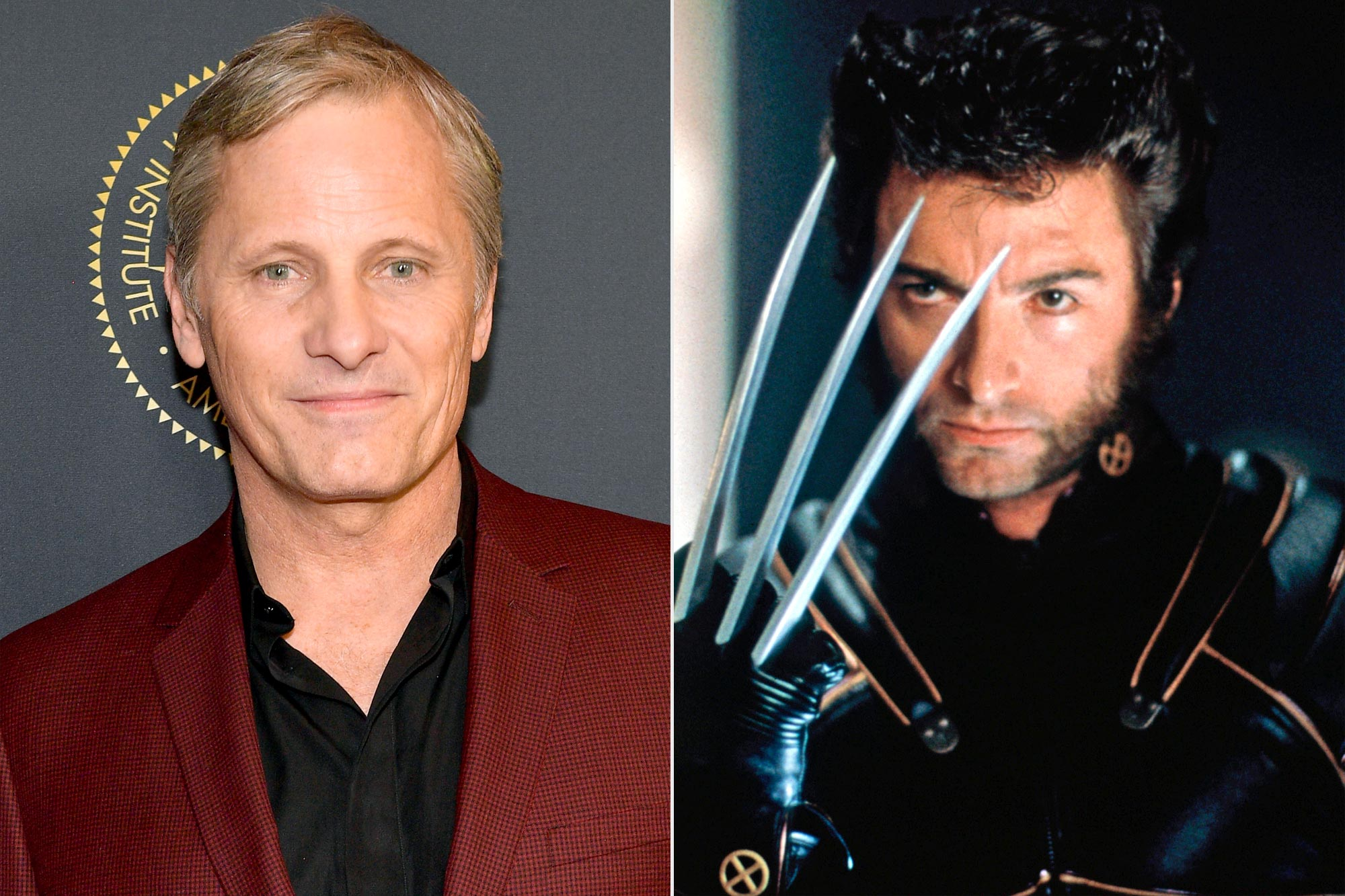Viggo Mortensen; X-men