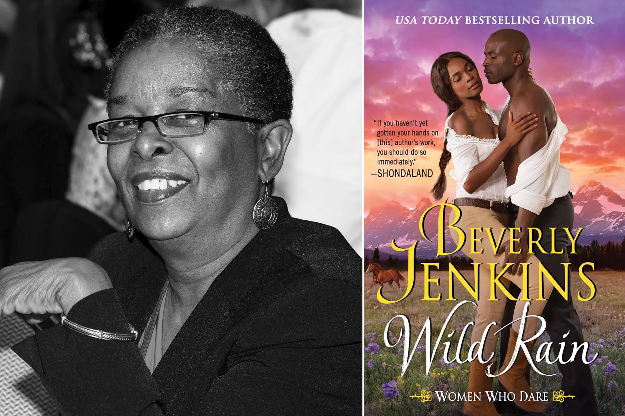 Beverly Jenkins, Wild Rain