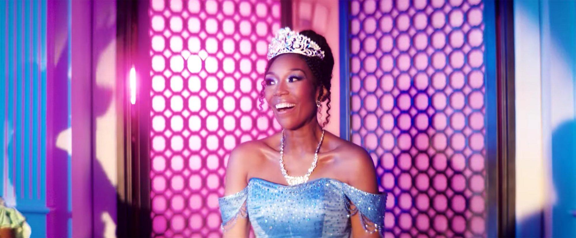 Cinderella Medley by Todrick - Starring Brandy