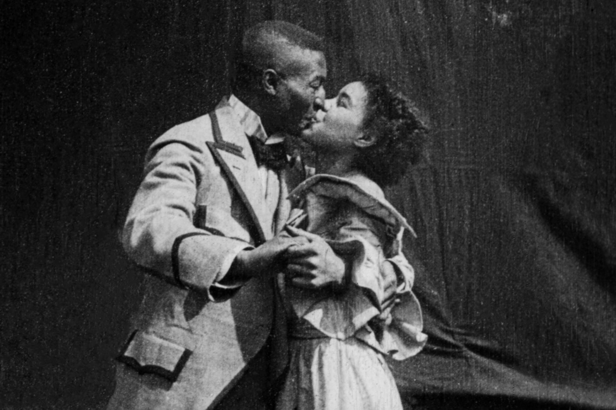 The Kiss 1898