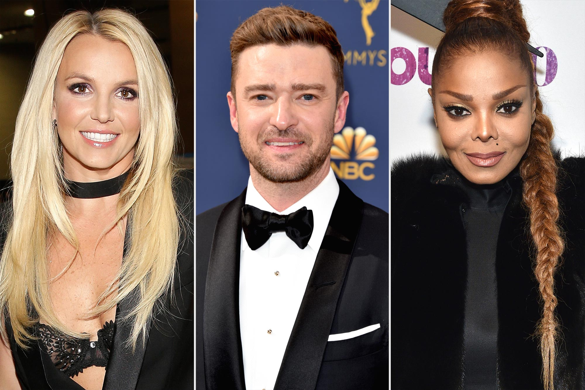 Justin Timberlake apology to Britney Spears and Janet Jackson