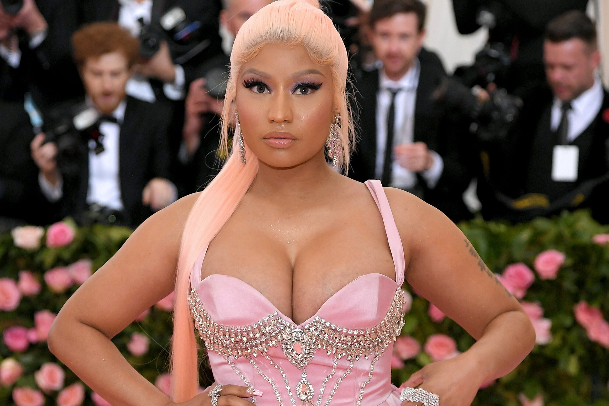 Nicki Minaj's father dies following hit-and-run accident | EW.com