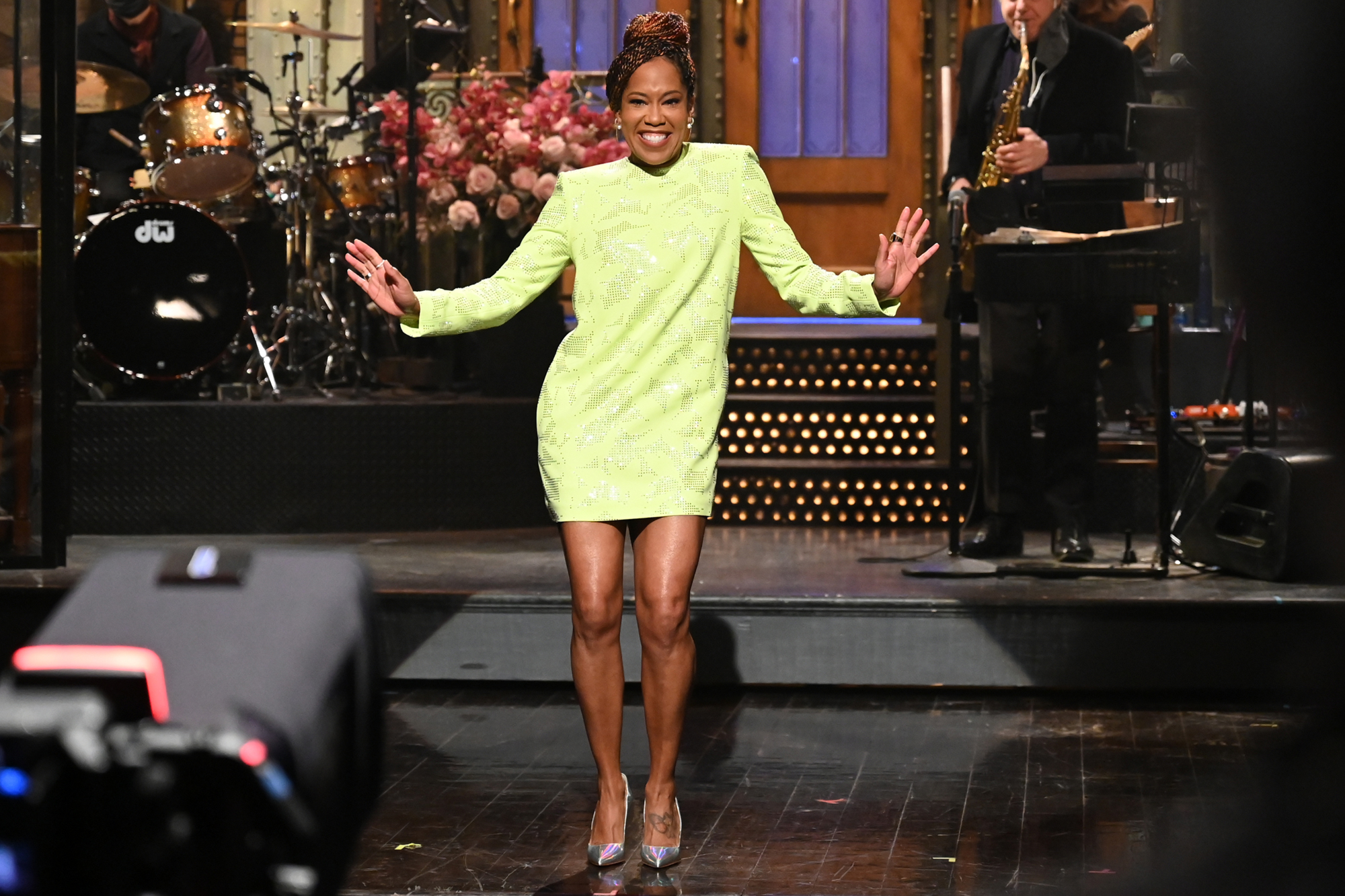 Regina King on SNL