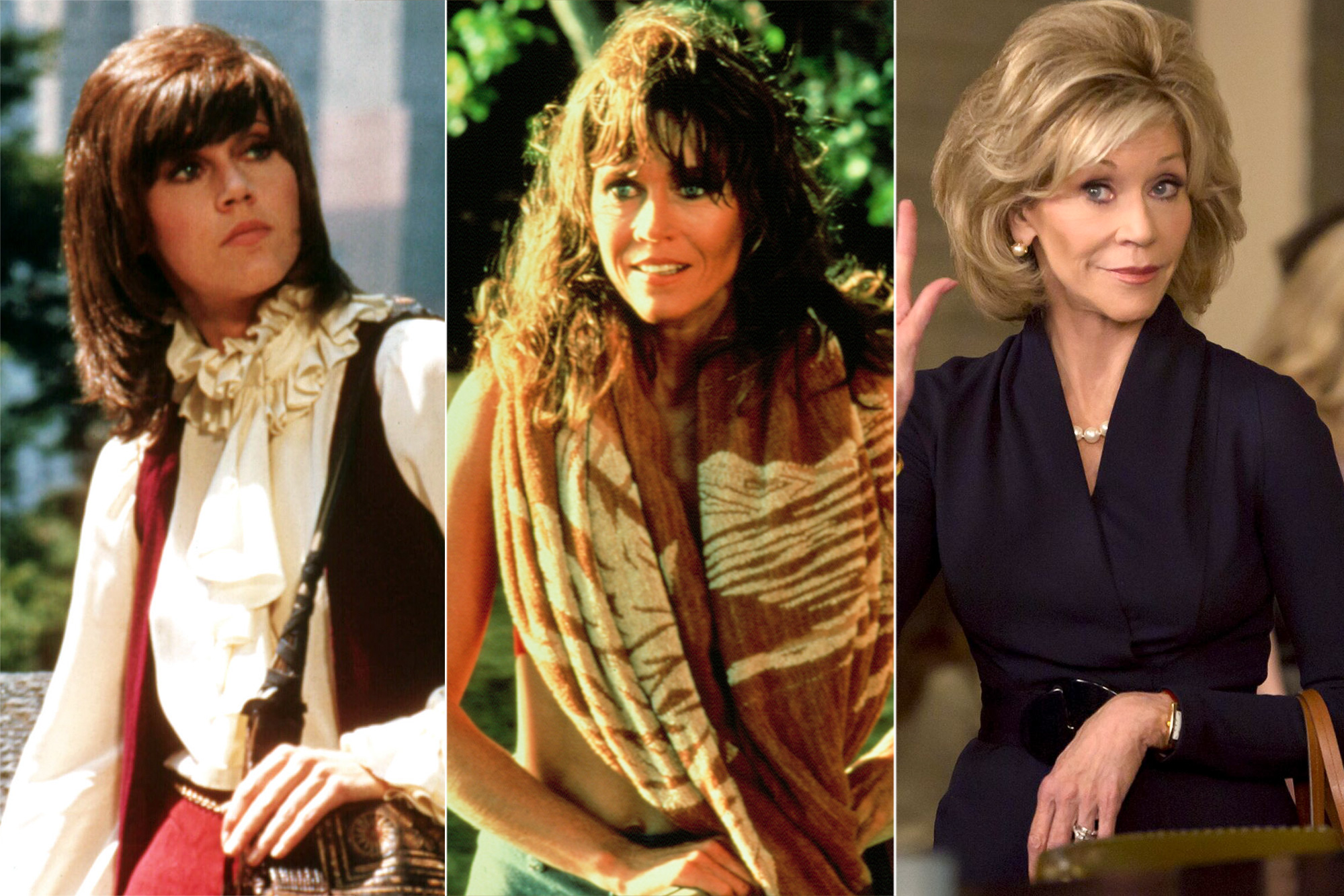 Jane Fonda Best Performances